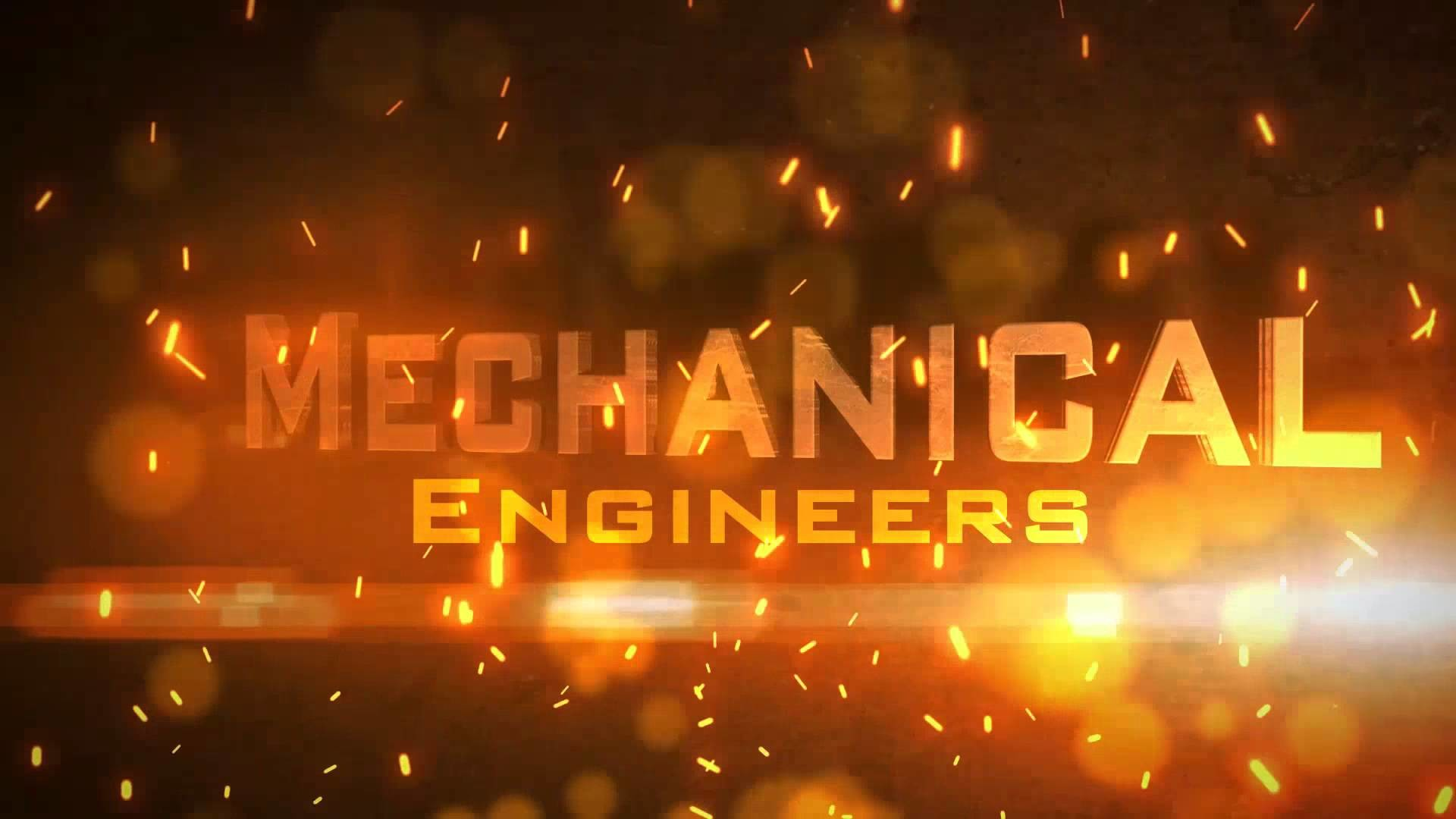 1920x1080 ...  Mechanical Engineers LOGO 2