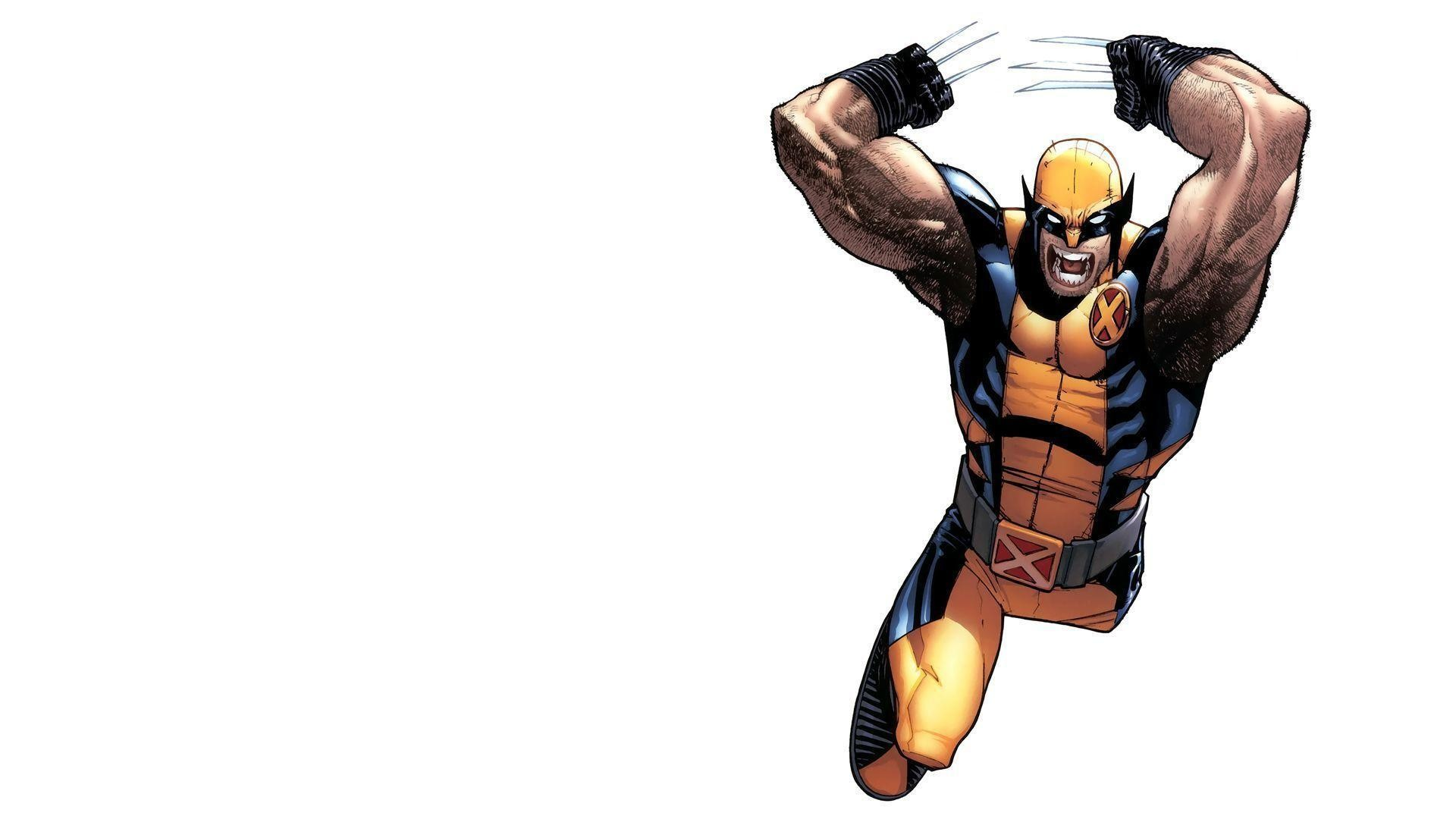 1920x1080 Wolverine Marvel wallpaper 213938