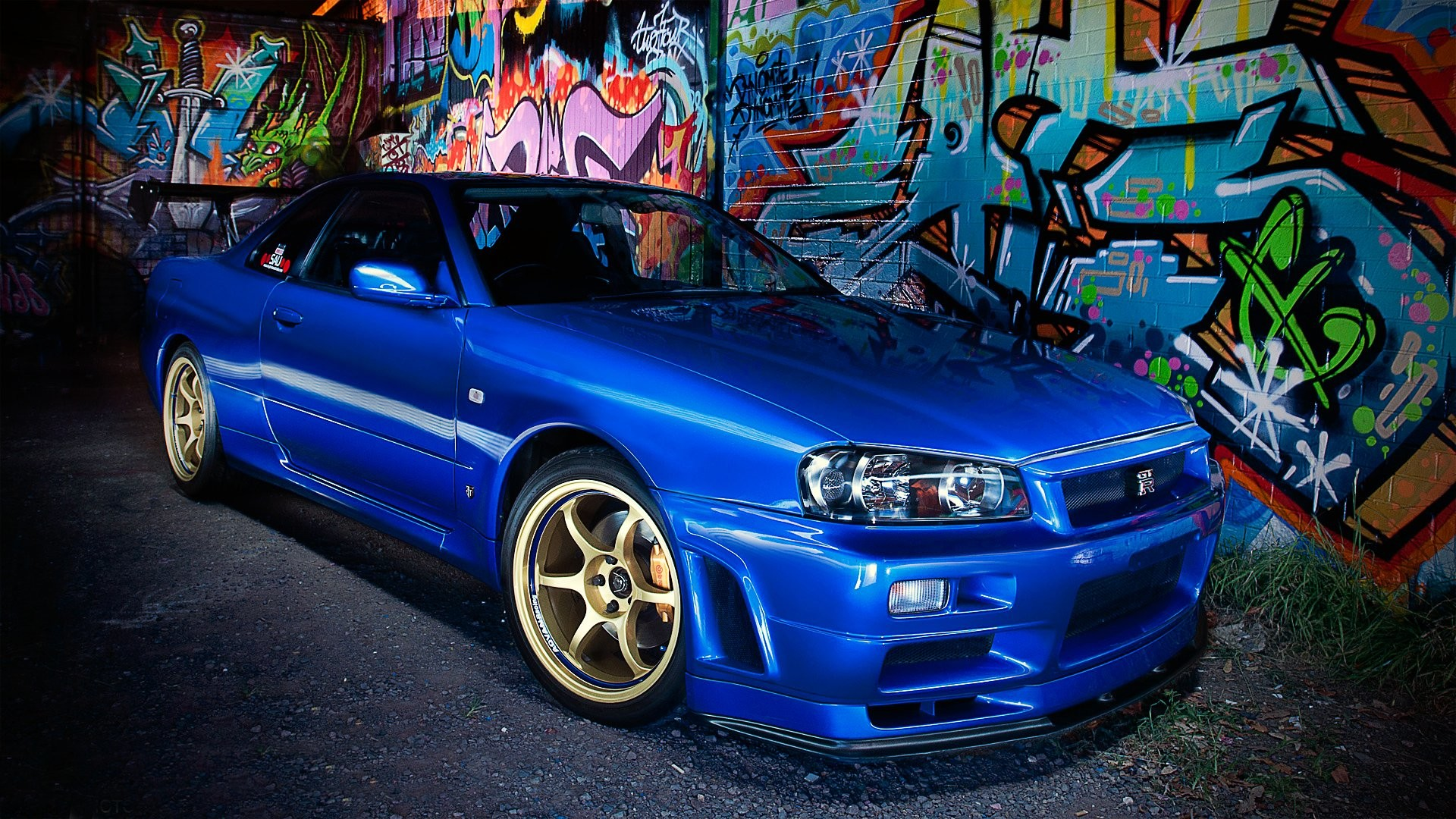 Nissan Skyline Wallpaper Hd 73 Images