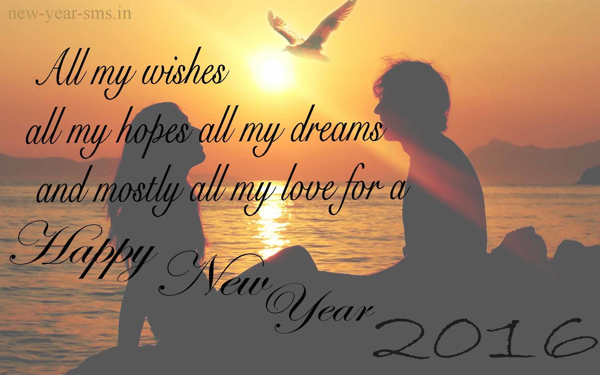 1920x1200 Happy New Year Love Poem Wallpapers - HD Wallpapers Inn