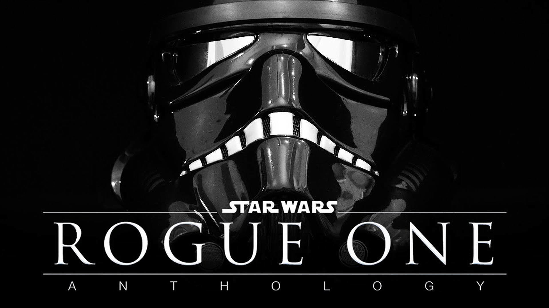 1920x1080 Star Wars Rogue One - Shadow Stormtrooper  wallpaper