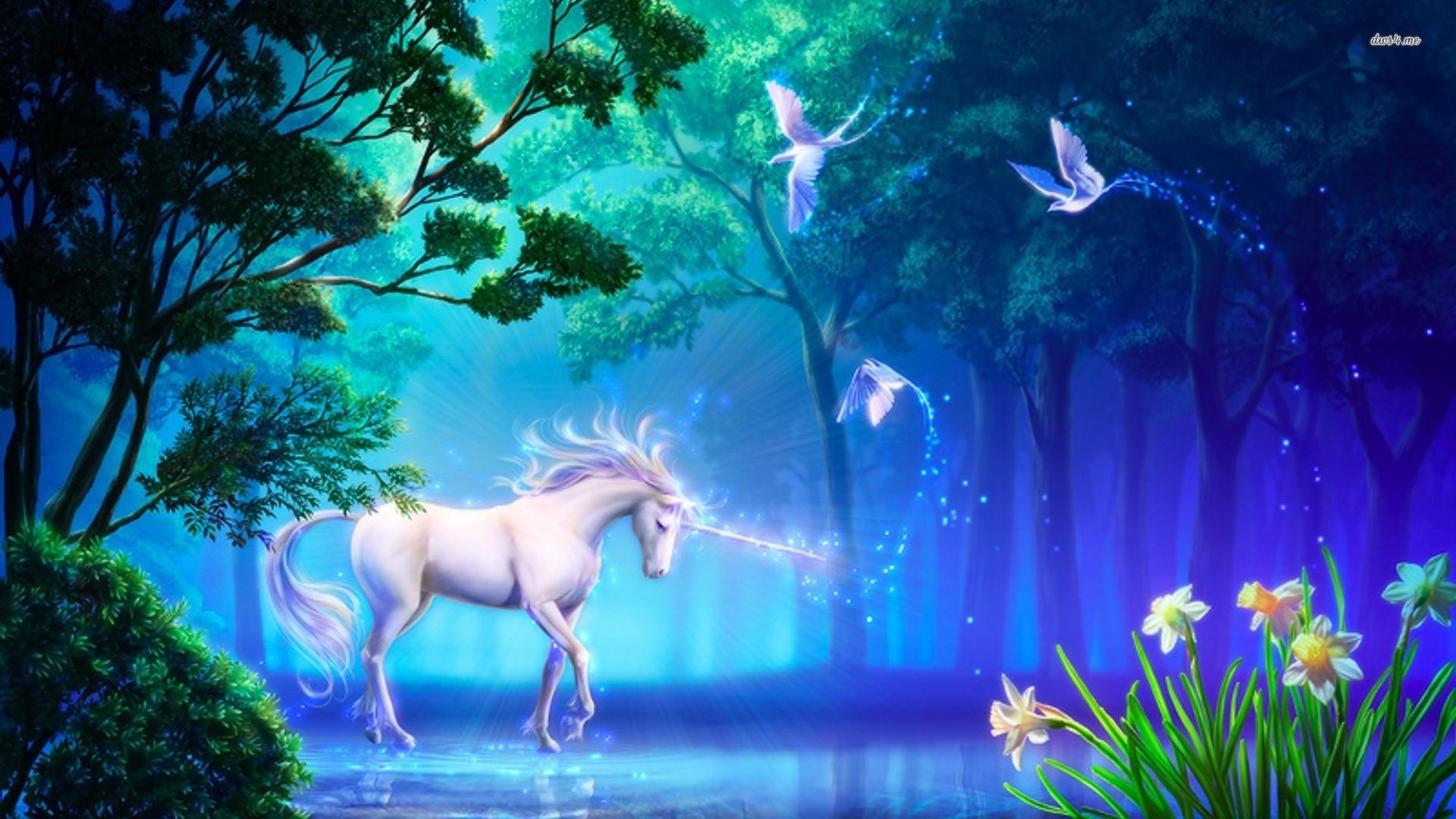 Unicorn Backgrounds for Desktop (69+
