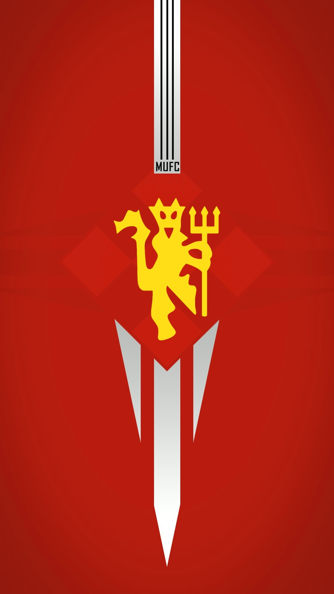 1080x1920 Manchester United Red Devils iPhone Wallpaper