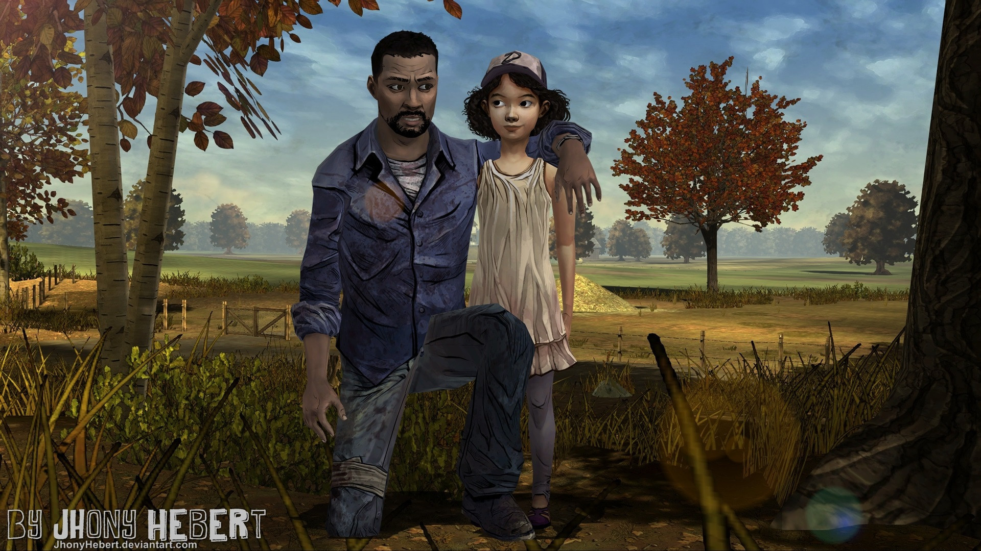 The Walking Dead Game Wallpaper 83 Images