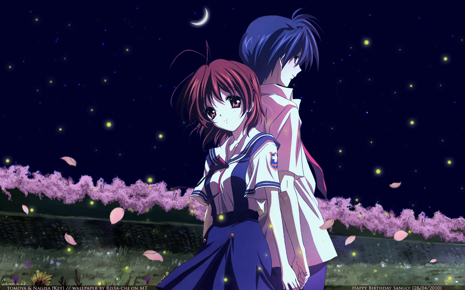 1920x1200 CLANNAD · download CLANNAD image