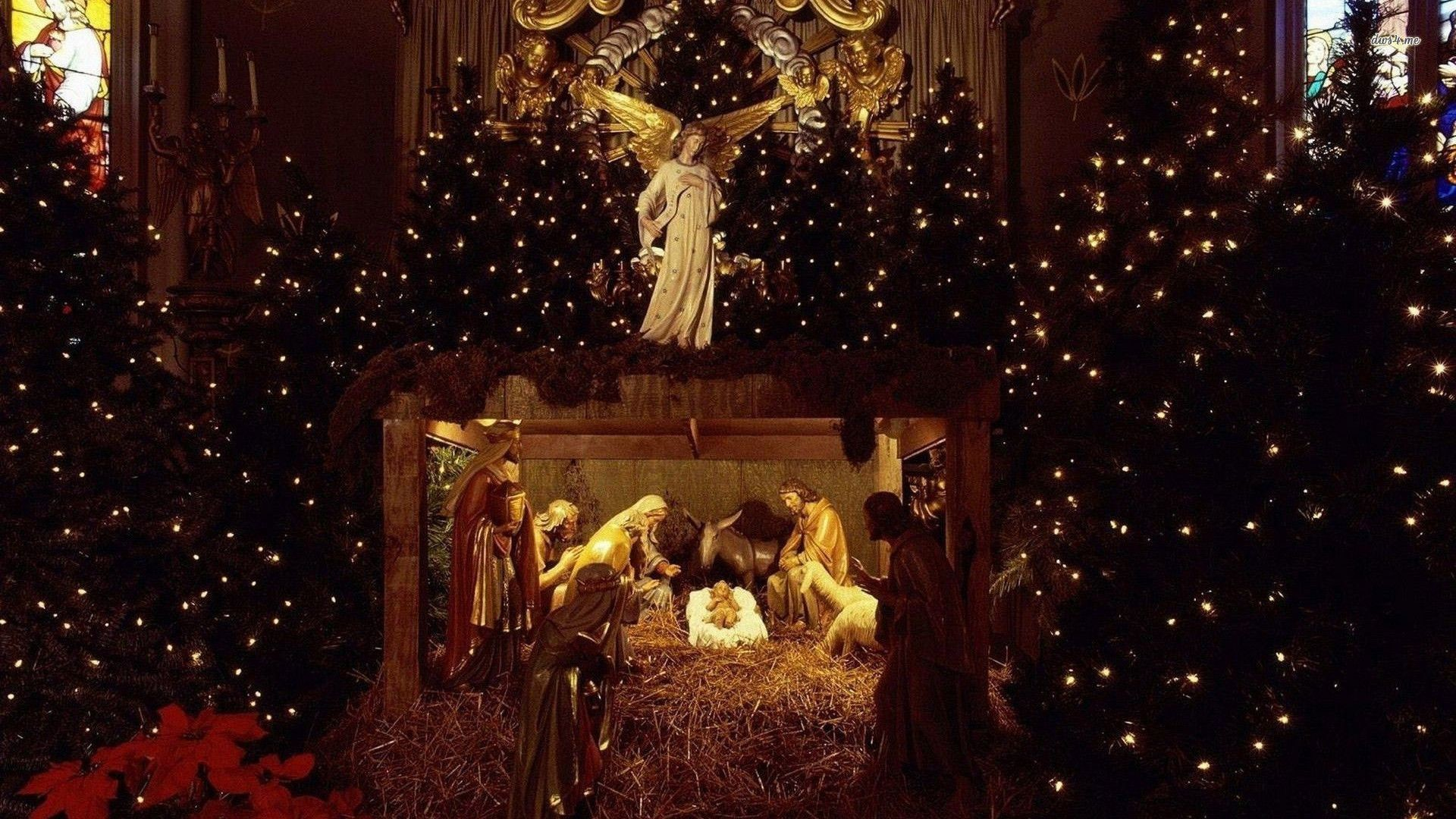 Merry Christmas Jesus Images Hd.Christmas Wallpapers And Screensavers 70 Images