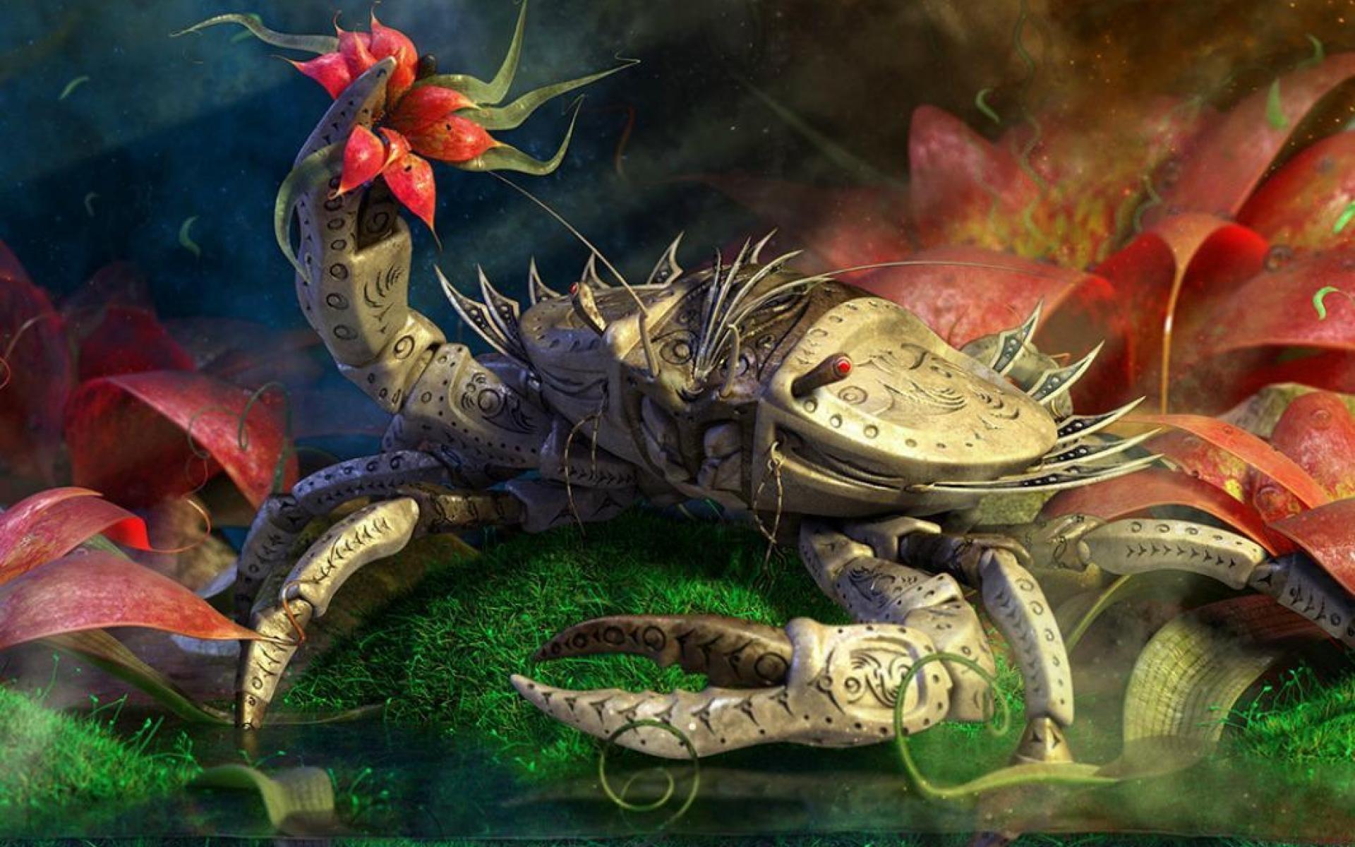 Zodiac Cancer Wallpaper (55+ images)