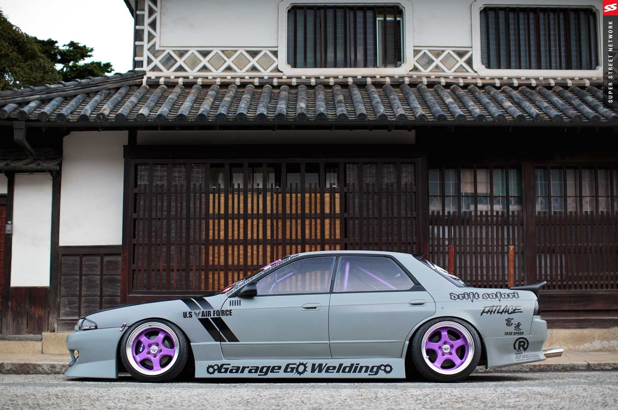2048x1360 1991 nissan r32 skyline sedan cars modified wallpaper |  | 805060  | WallpaperUP