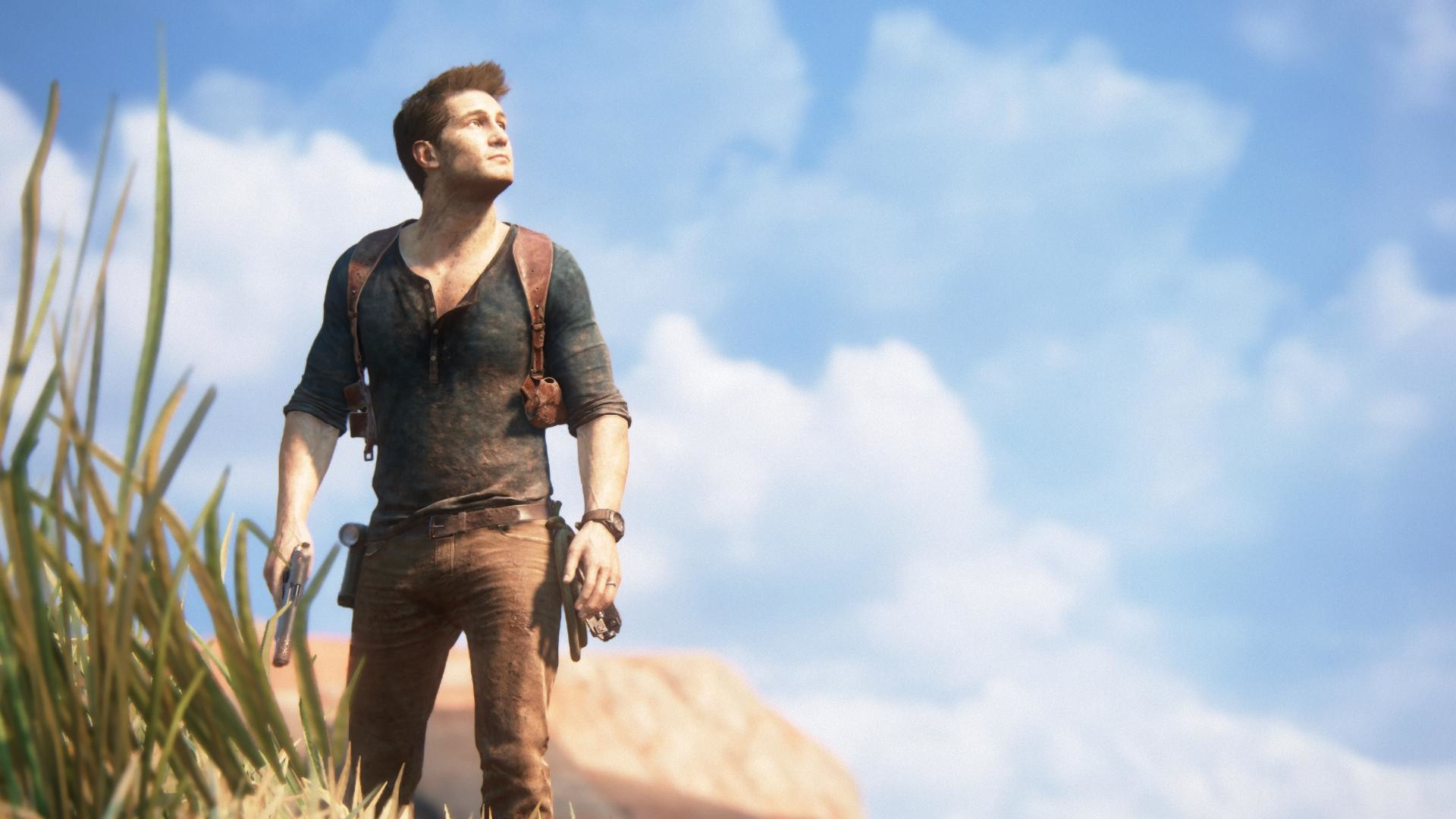 1920x1080 Uncharted 4: A Thief's End - A Sunny Day. [] [OC] Need #iPhone #6S  #Plus #Wallpaper/ #Background for #IPhone6SPlus? Follow iPhone 6S Plus …