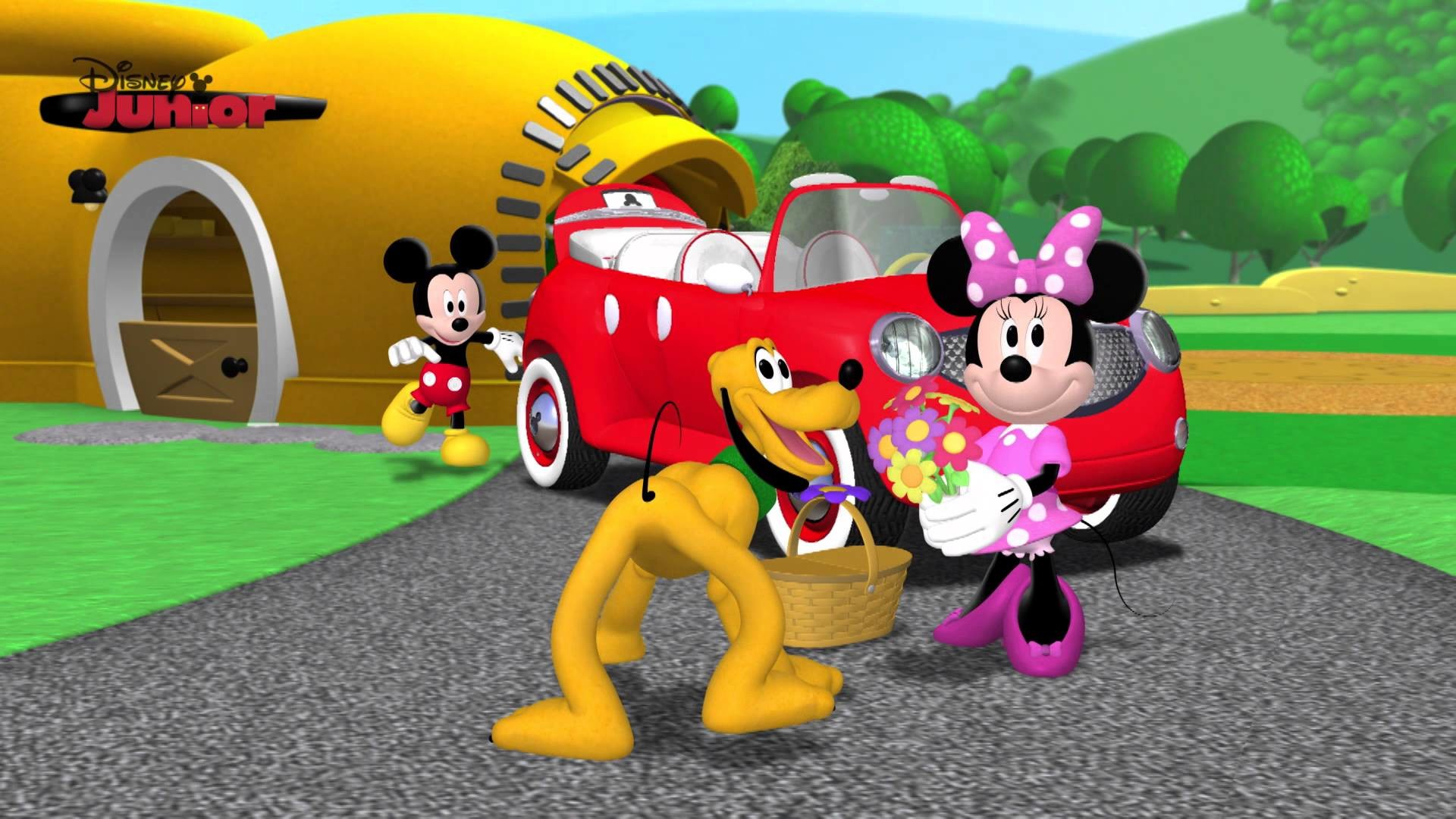 1920x1080 Picnic Time | Mickey Mouse Clubhouse | Official Disney Junior UK HD -  YouTube