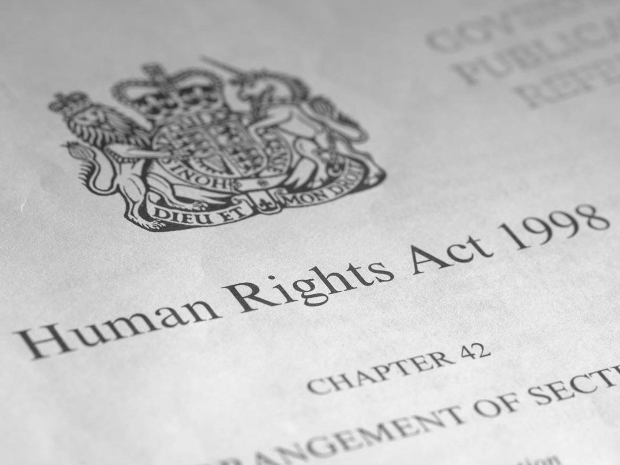 2048x1536 At its best, the Government's plan to scrap the Human Rights Act is empty  pandering to xenophobia | The Independent