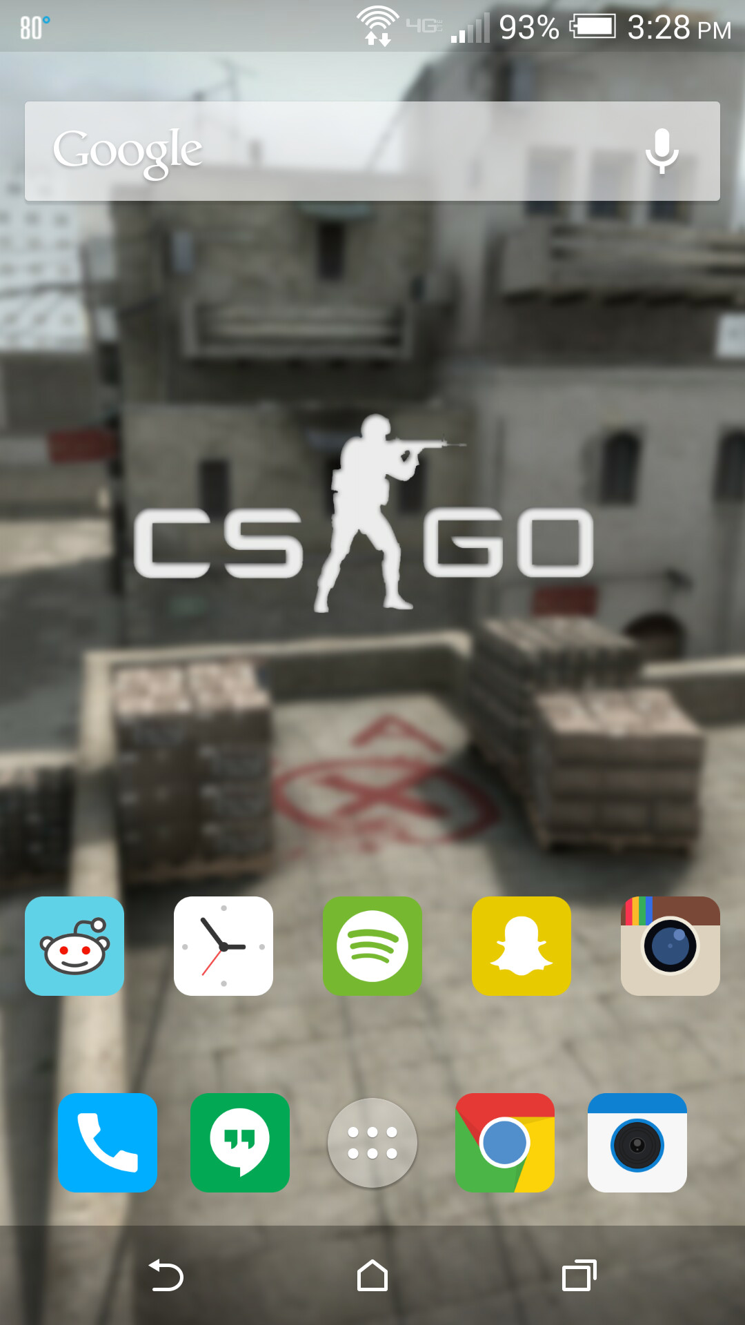1080x1920 Couldn't find a god CSGO phone wallpaper so I made one. DL link in comments  if you want it.