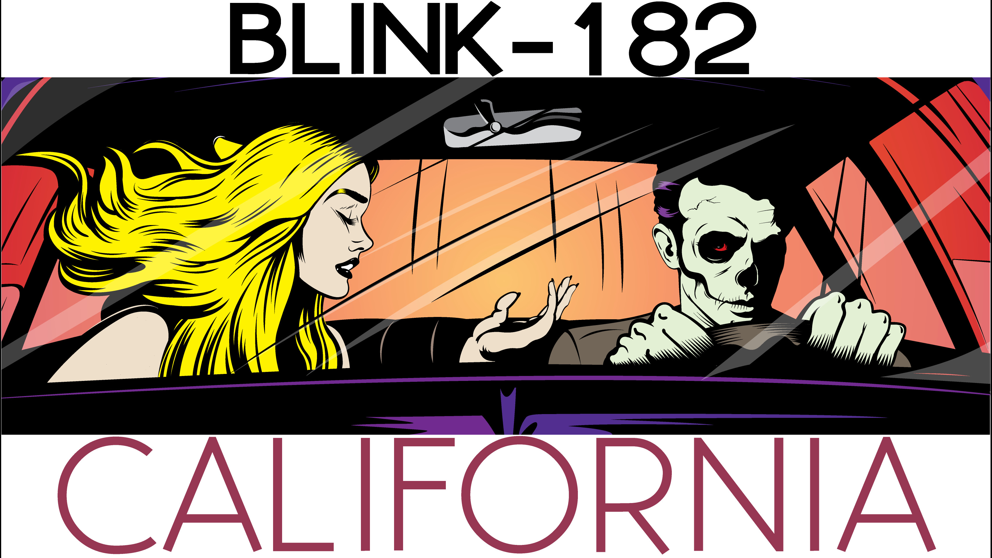 "3411x1919 Quick ""Calfornia"" wallpaper I threw together ..."