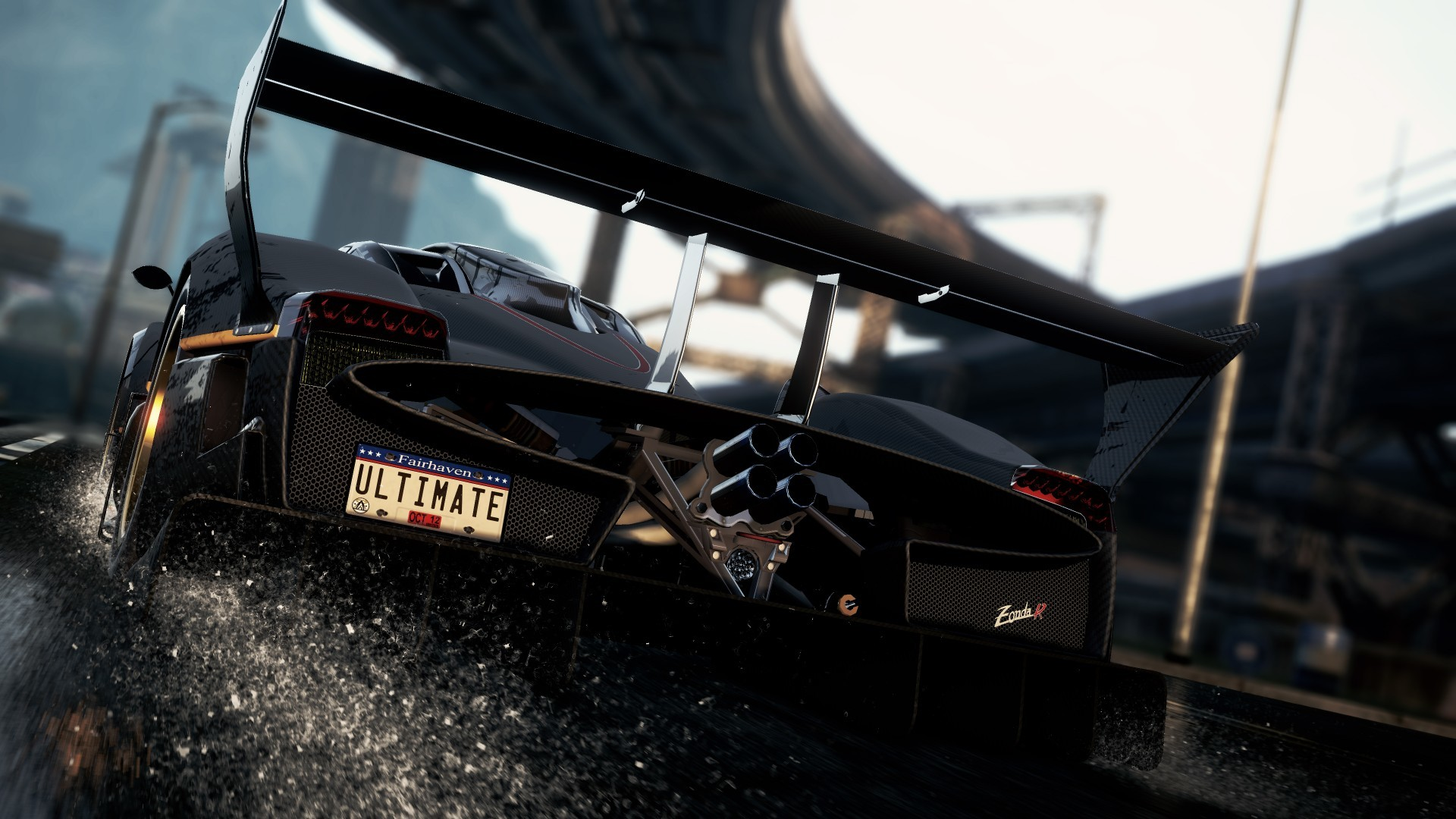 1920x1080 Pagani Zonda R Need for Speed Most Wanted 1080p