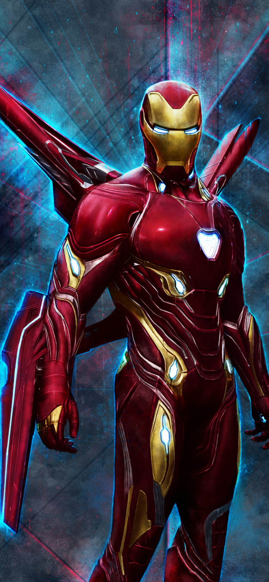 Sfondo Iphone Iron Man Reformwi Org