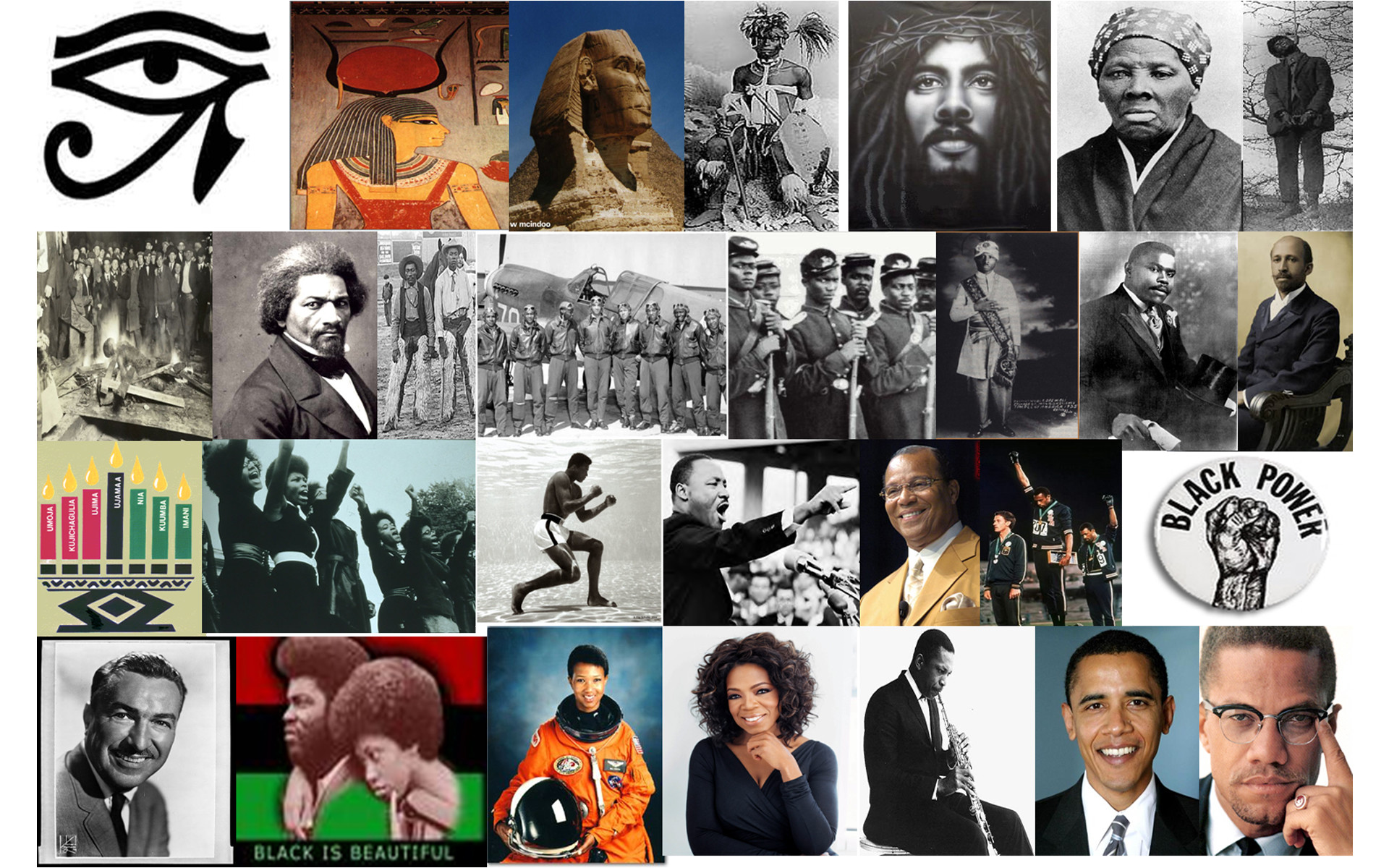 1920x1200 Black History Background Black history timeline