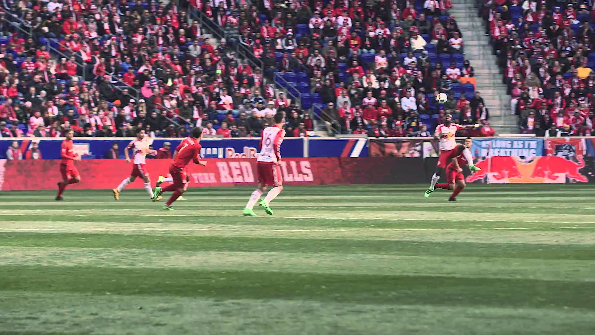 1920x1080 HIGHLIGHTS: Gideon Baah's New York Red Bulls Debut