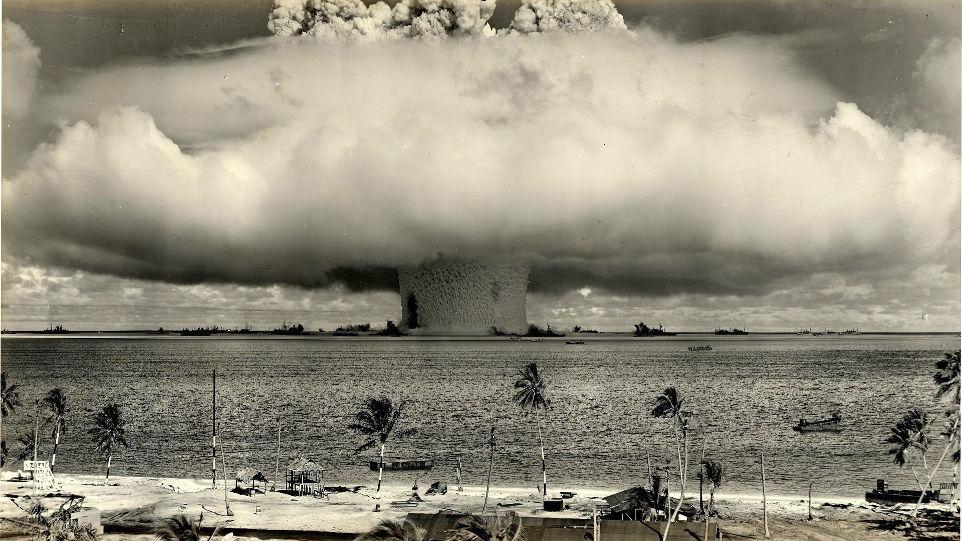 Nuclear Explosion Wallpaper 61 Images