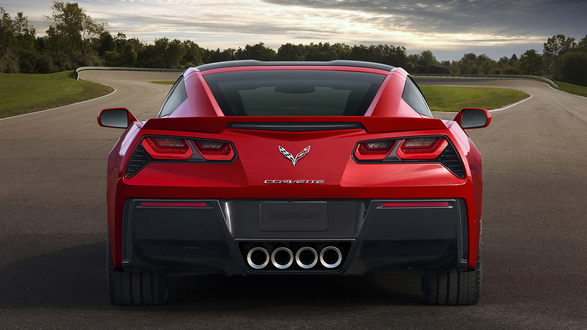 1920x1080 2014 Chevrolet Corvette Stingray picture