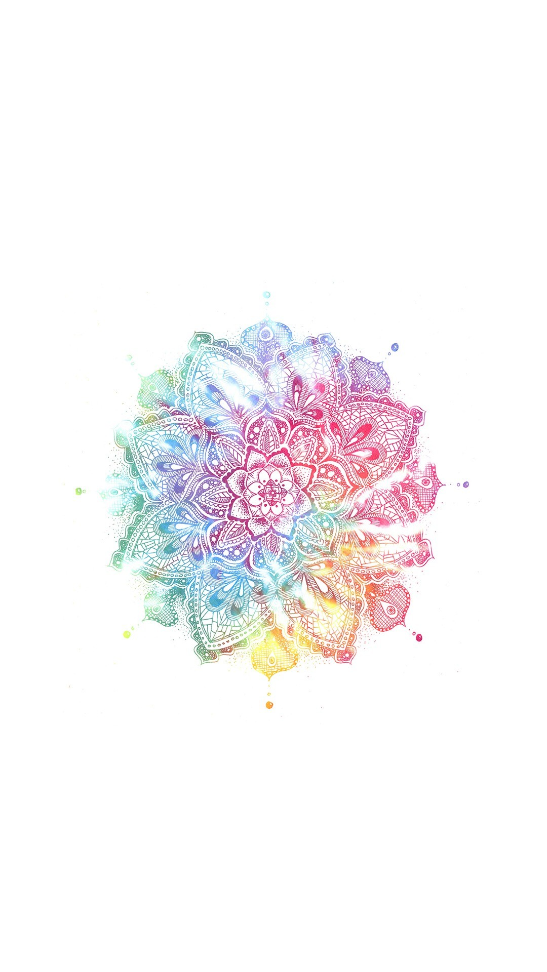 Mandala Iphone Wallpaper 67 Images