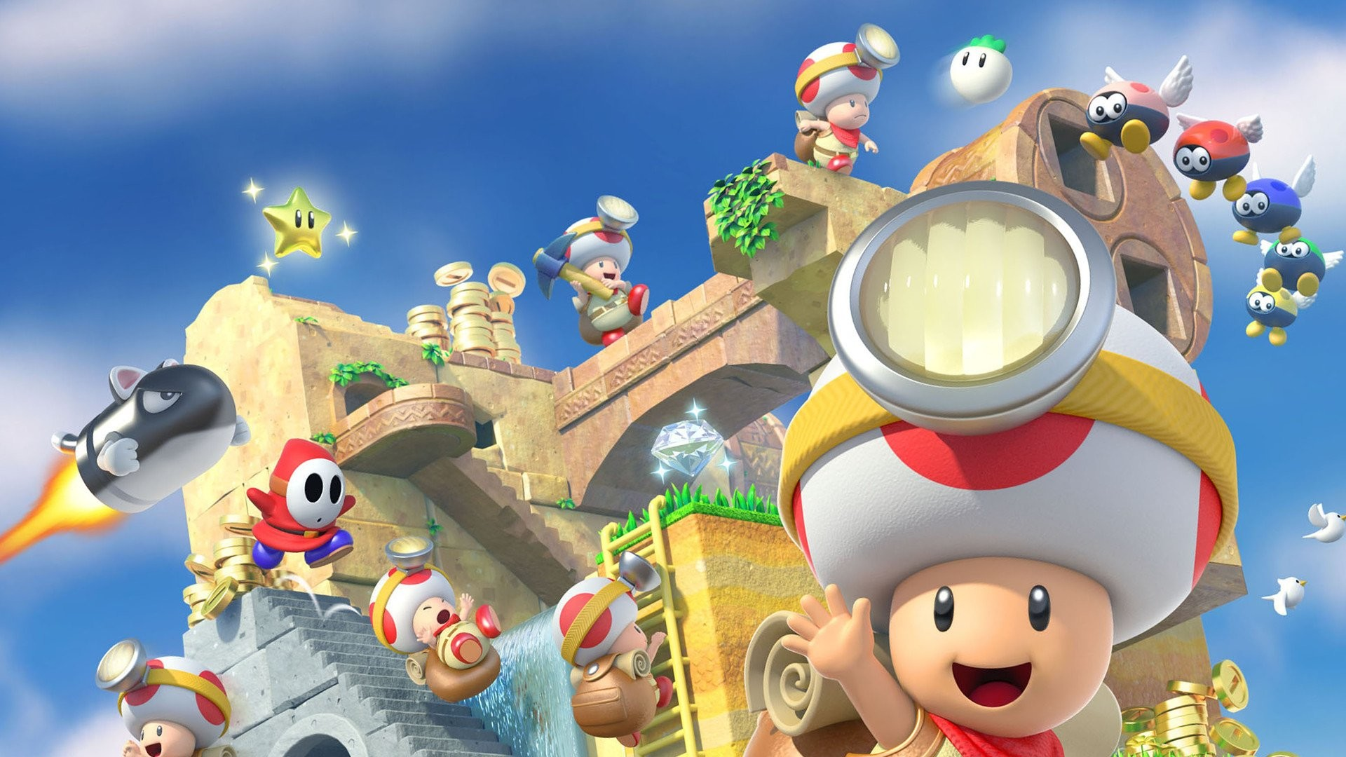 Toad Wallpaper 57 Images