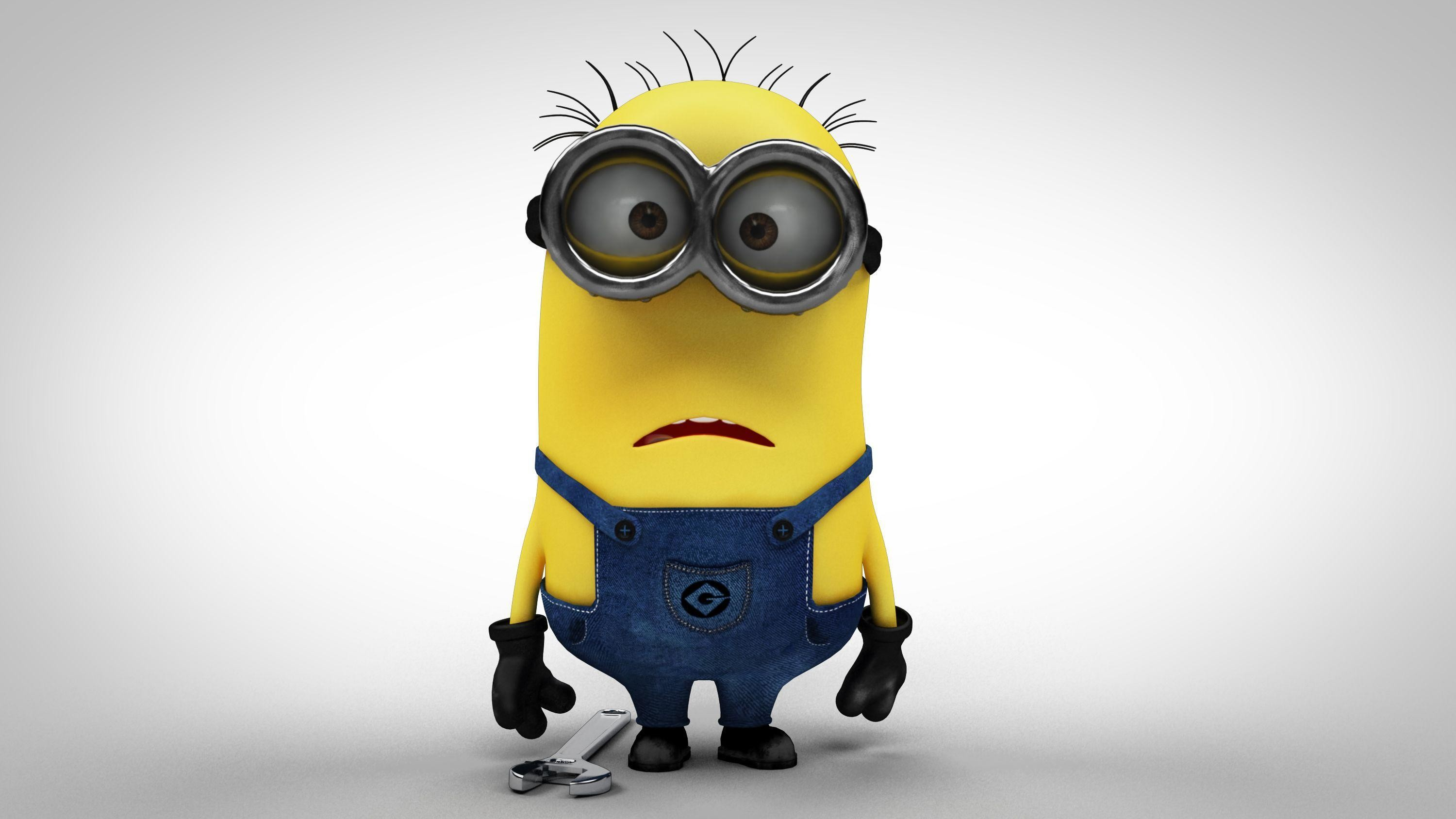 3000x1688 Minion iPhone Wallpaper HD 3000×1688