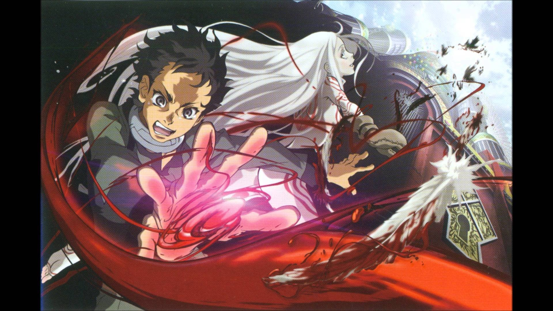 1920x1080 Deadman wonderland Shiro and Ganta wallpaper |  | 799990 |  WallpaperUP