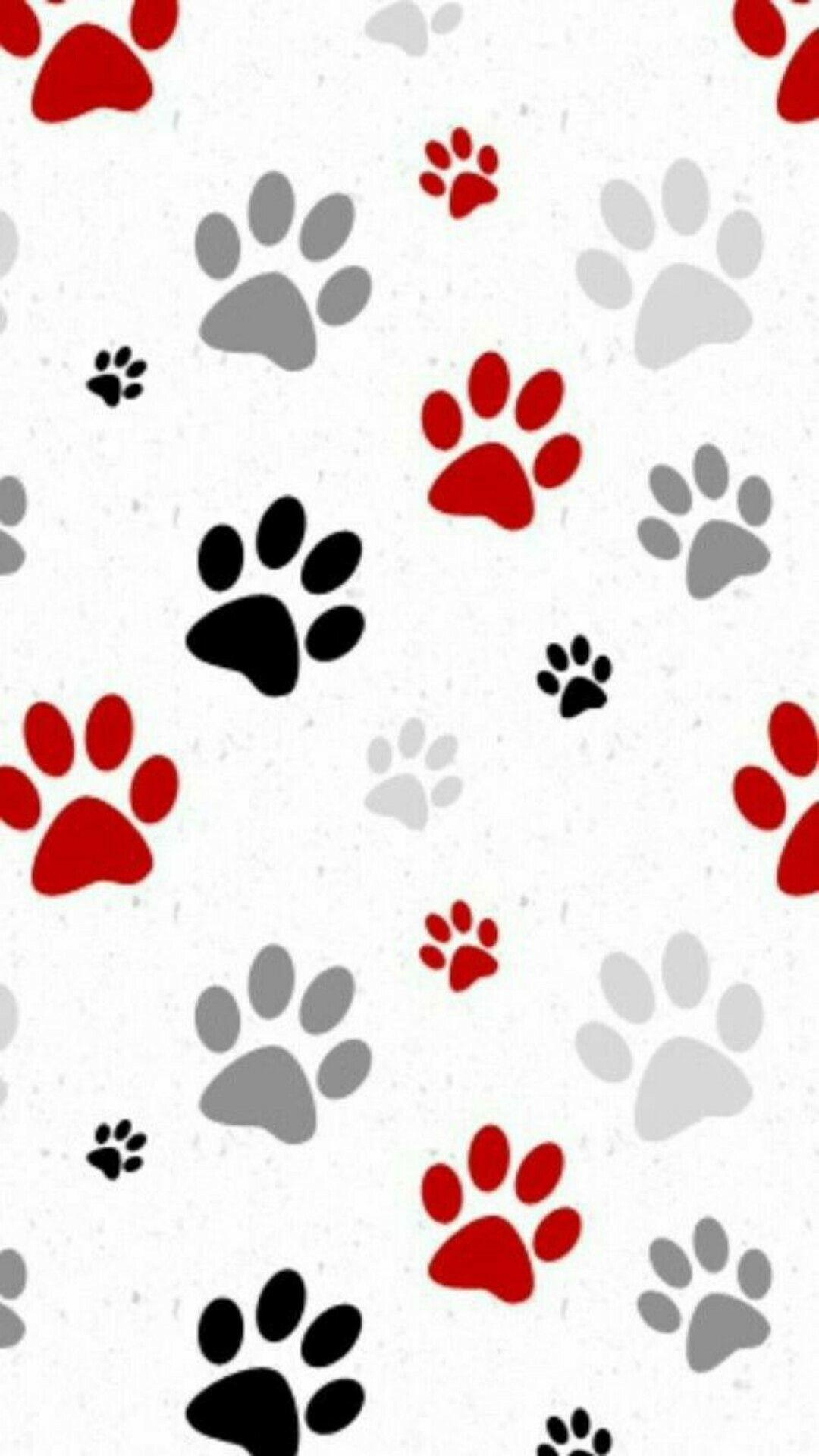 Pattern Cartoon Dog Iphone Wallpaper