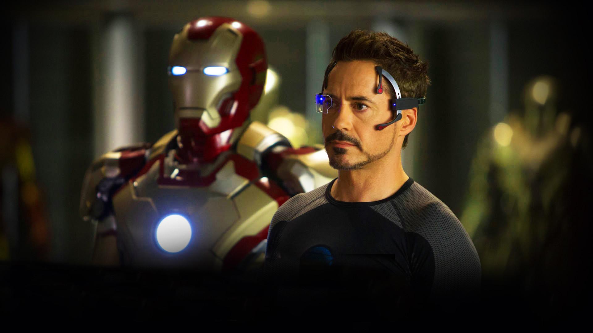 1920x1080 Iron Man Robert Downey Jr 3 Wallpaper