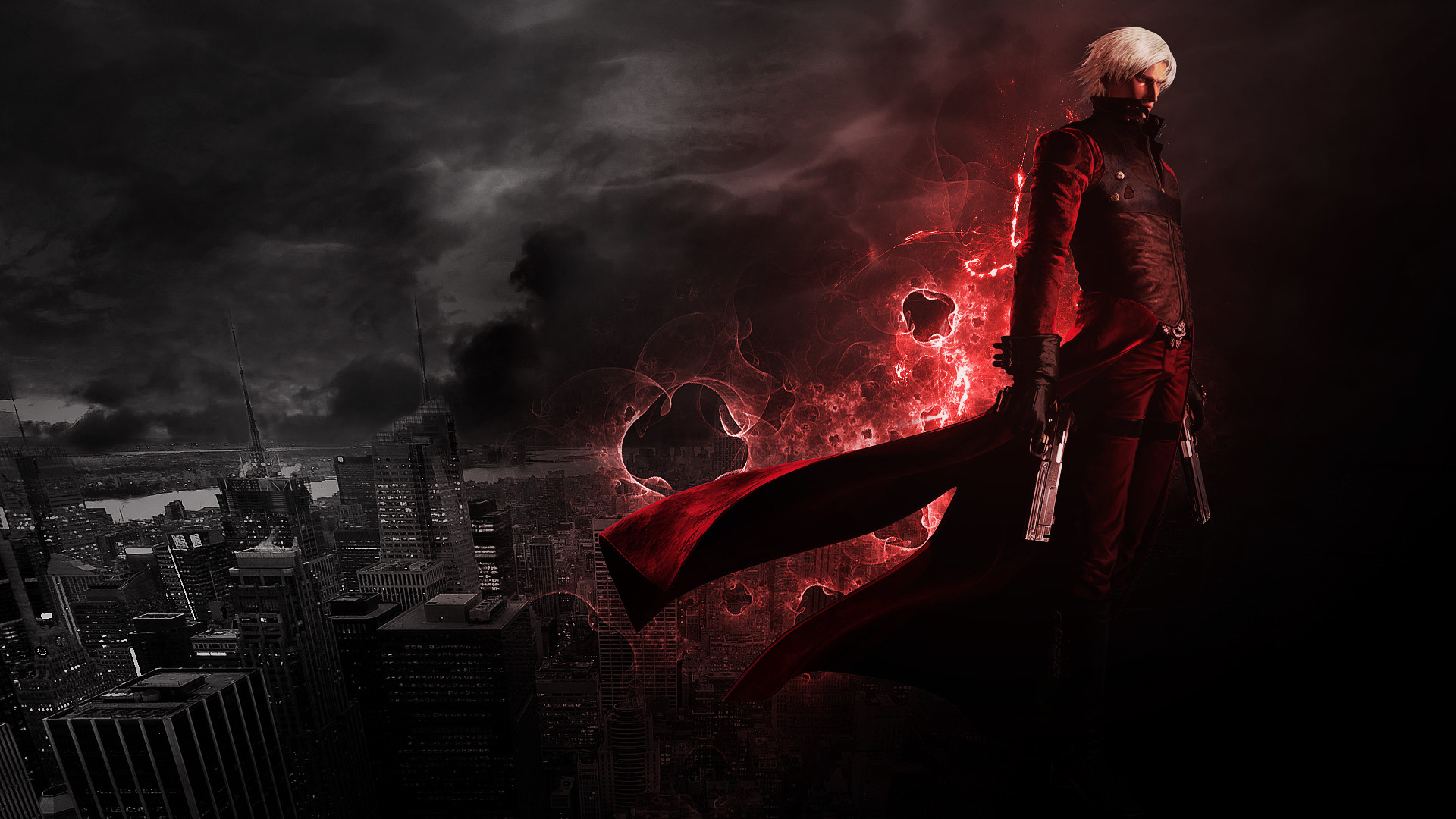 1920x1080 FREE WALLPAPERS - HD WALLPAPERS - DESKTOP WALLPAPERS: Devil May Cry 2 .