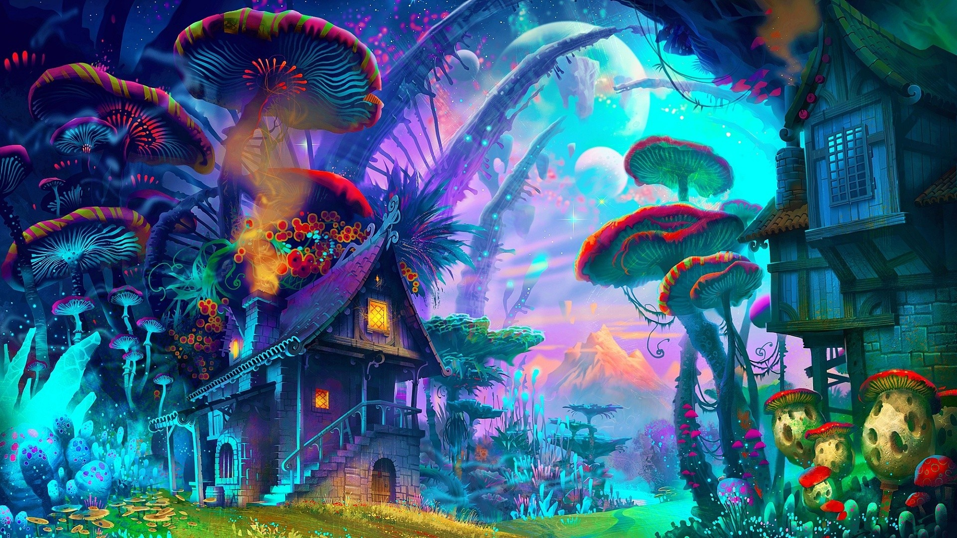 Psychedelic Wallpapers 79 Images