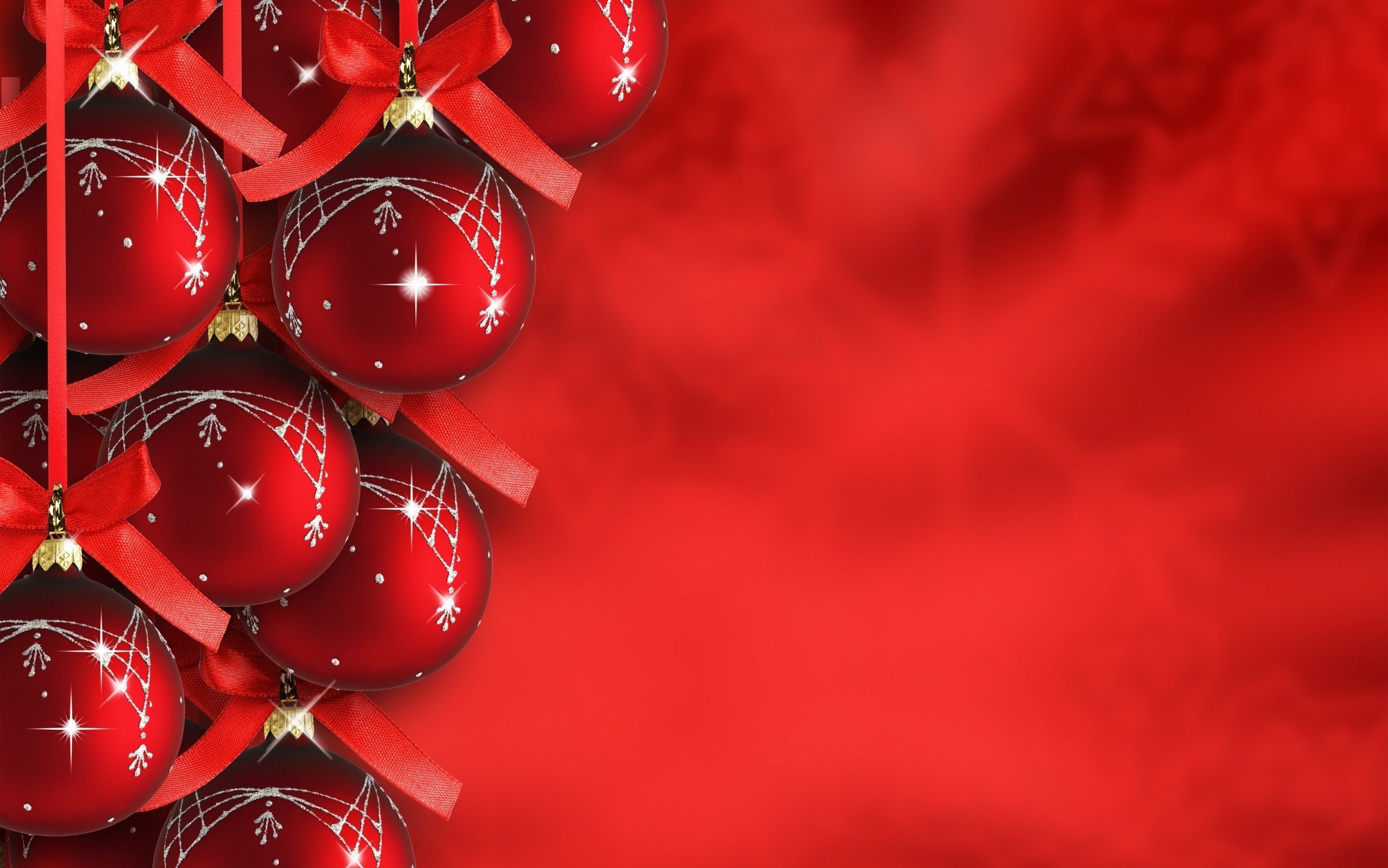2560x1600  Christmas Background Wallpaper