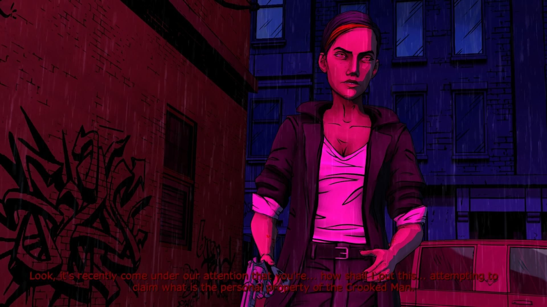 2560x1440 The Wolf Among Us A Crooked Mile Screen
