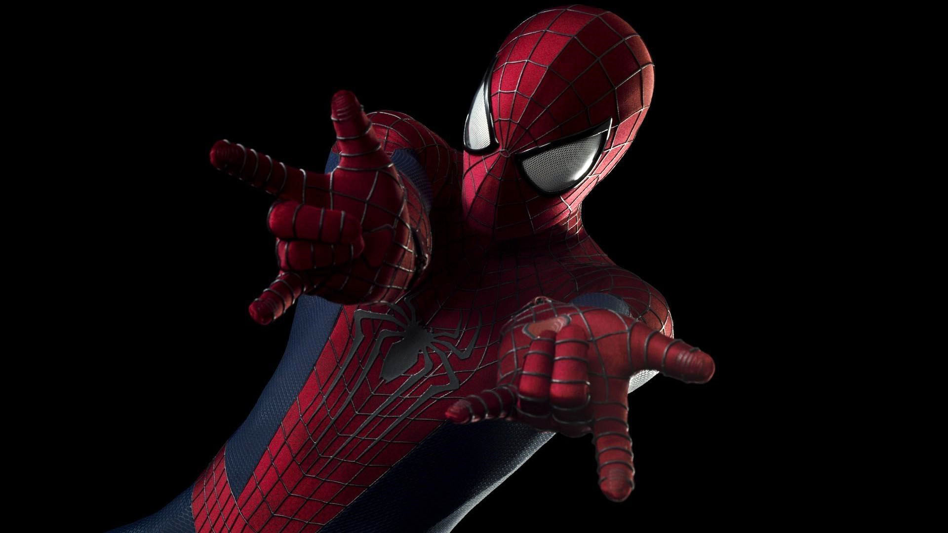 1920x1080 Spider Man Web Shooting Background Wallpaper ...