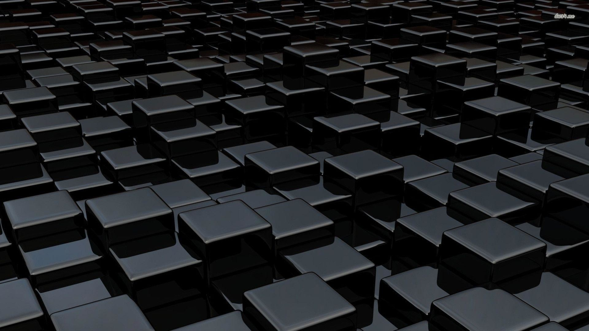 Black 3d Wallpaper 70 Images