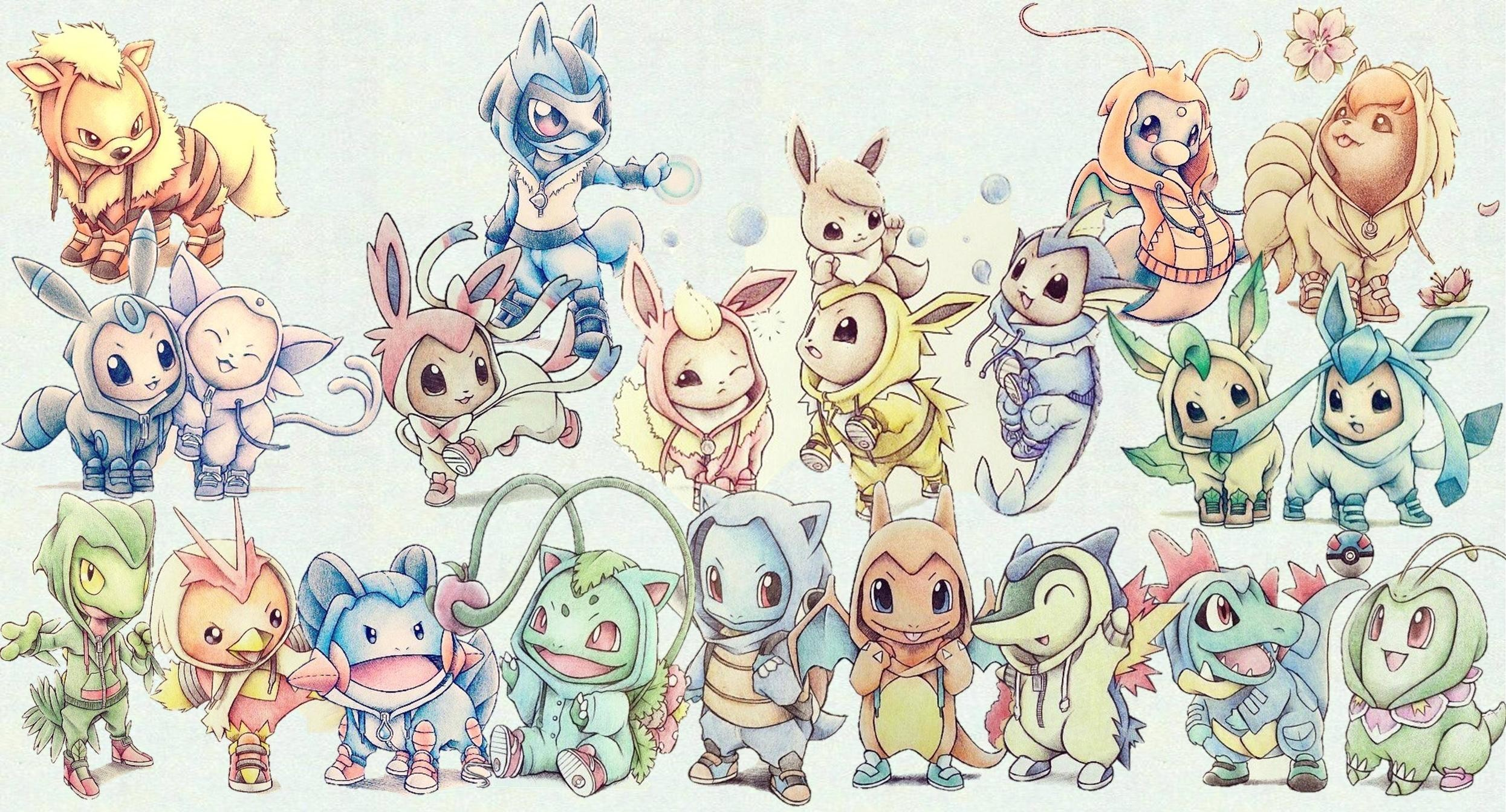 2491x1344  Cute Pokemon Wallpapers Widescreen · 0 · Download · Res:  1920x1080 ...