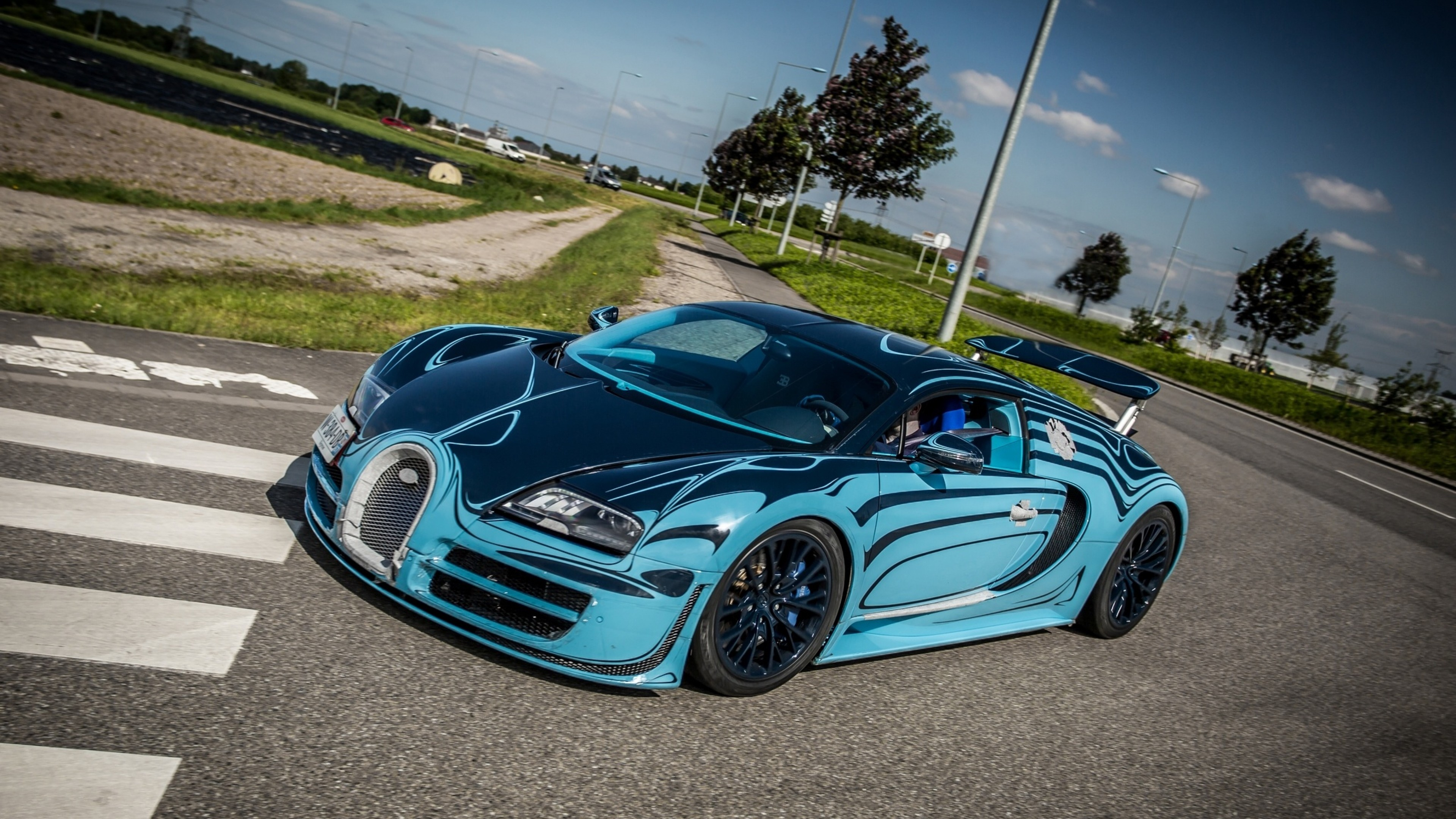 Blue Bugatti Veyron Super Sport Wallpaper: Bugatti Chiron Wallpapers (74+ Images