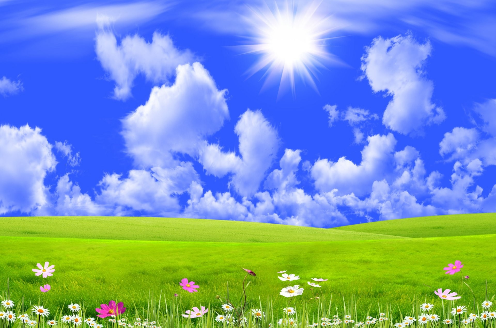 grass and sky backgrounds. Modren And 1920x1080 Grass And Sky Wallpaper Phone 497  Wallove Intended Backgrounds K
