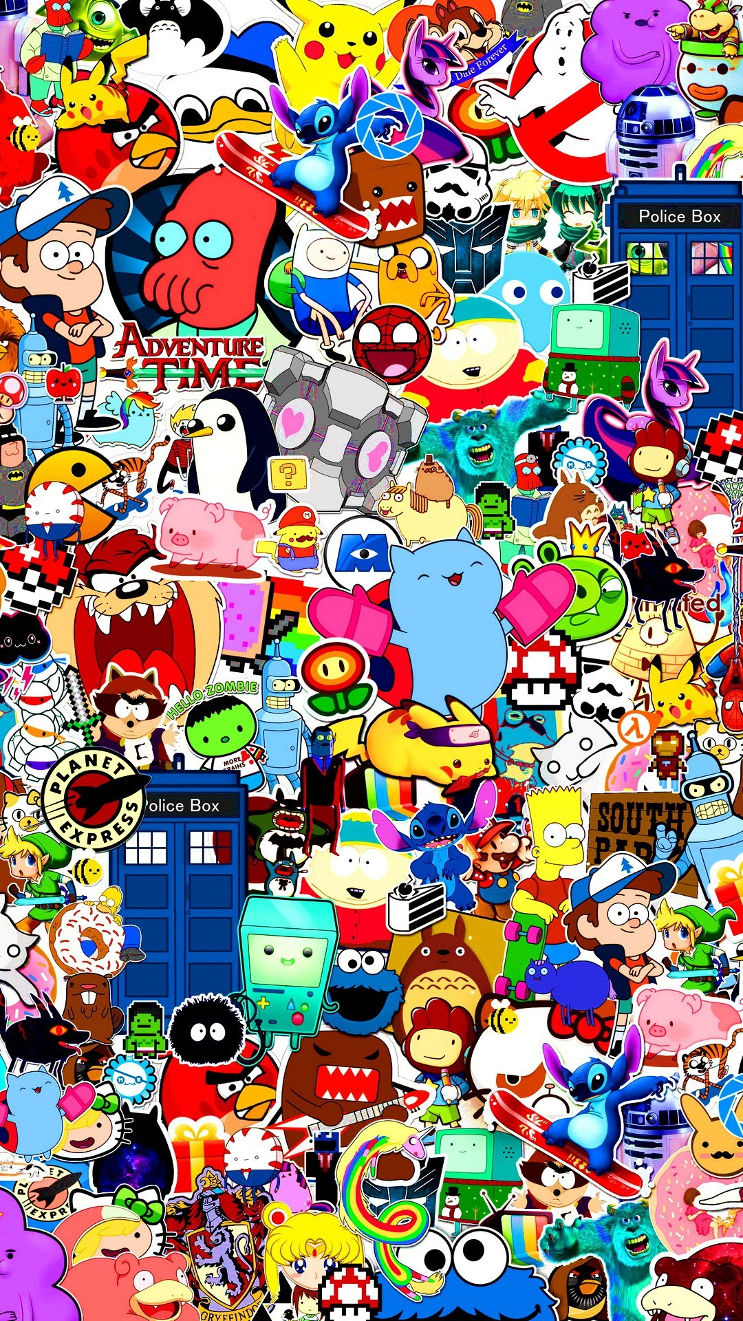 bfb928fe6fd 1080x1920 stickers - iPhone 6 Plus Retina Wallpapers