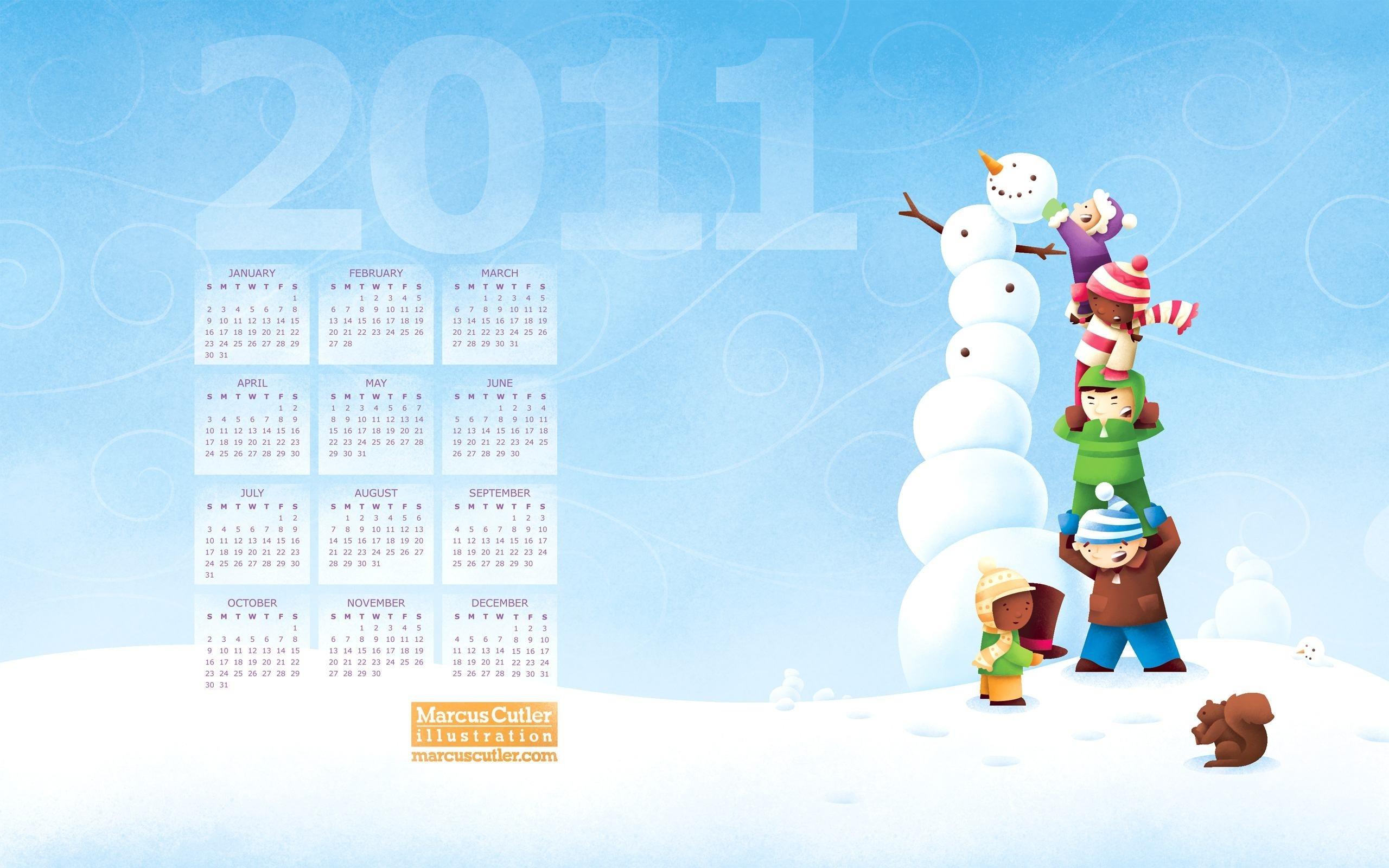 1920x1080 Cute Snowman Wallpapers