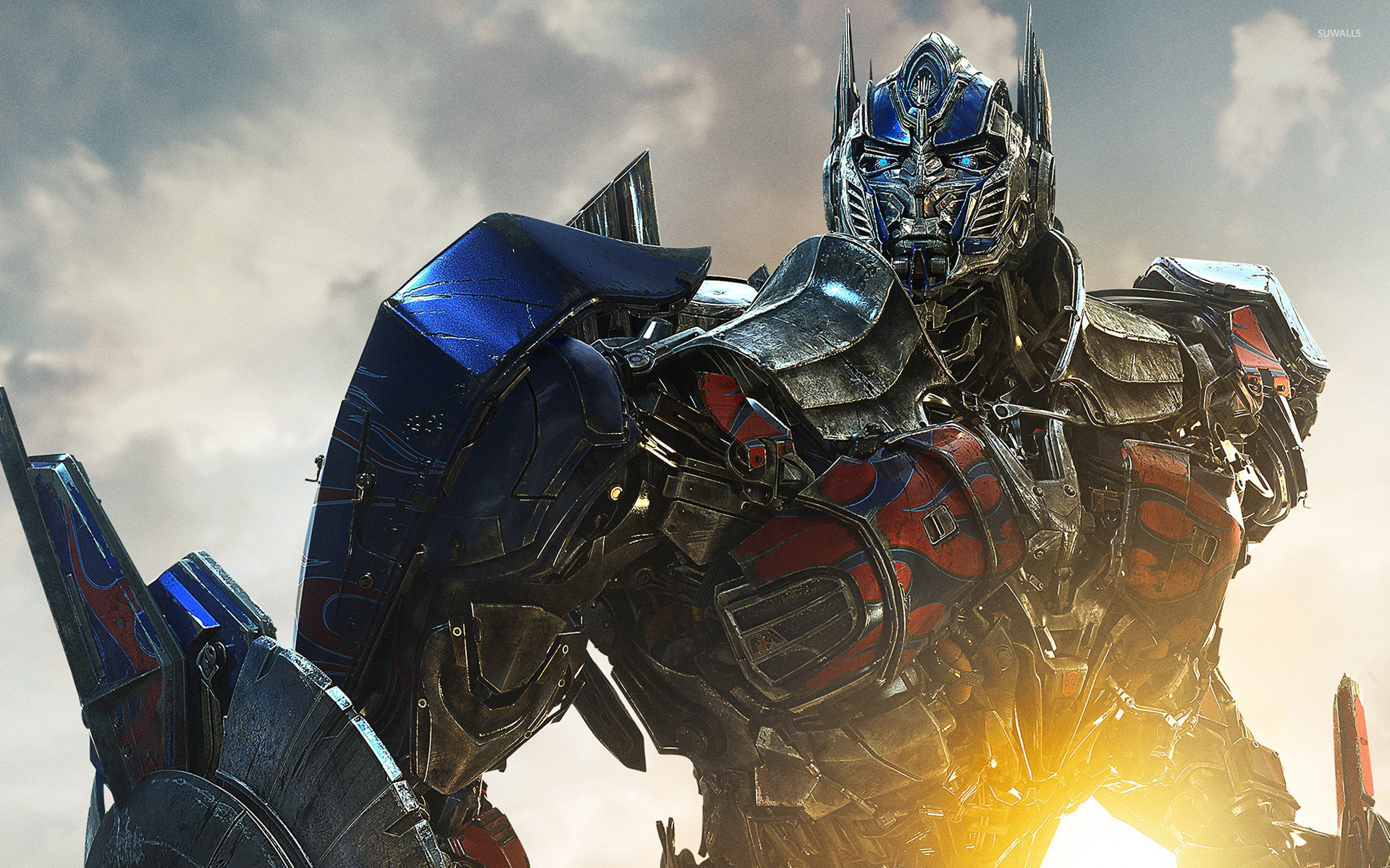 1920x1200 Optimus Prime - Transformers: Age of Extinction wallpaper  jpg