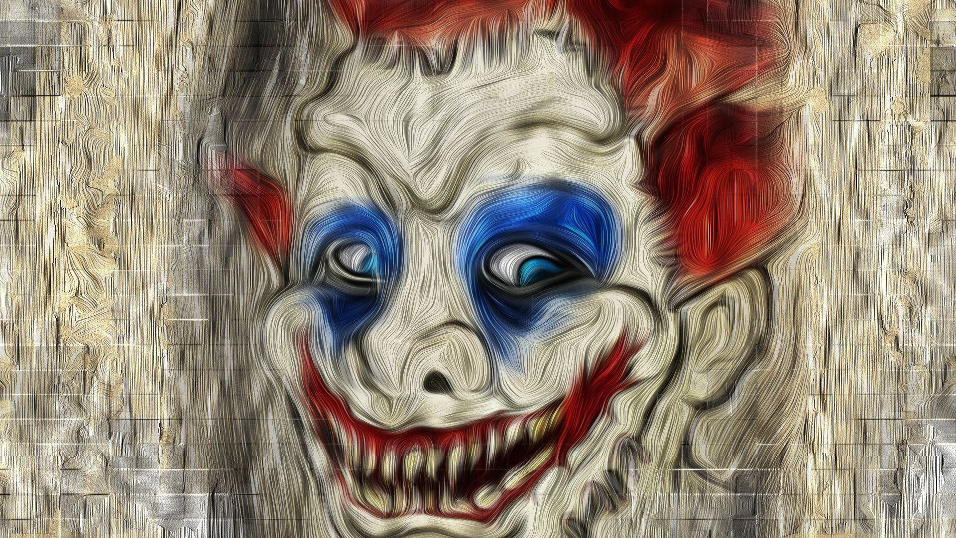 Killer Clown Wallpaper (64+ images)