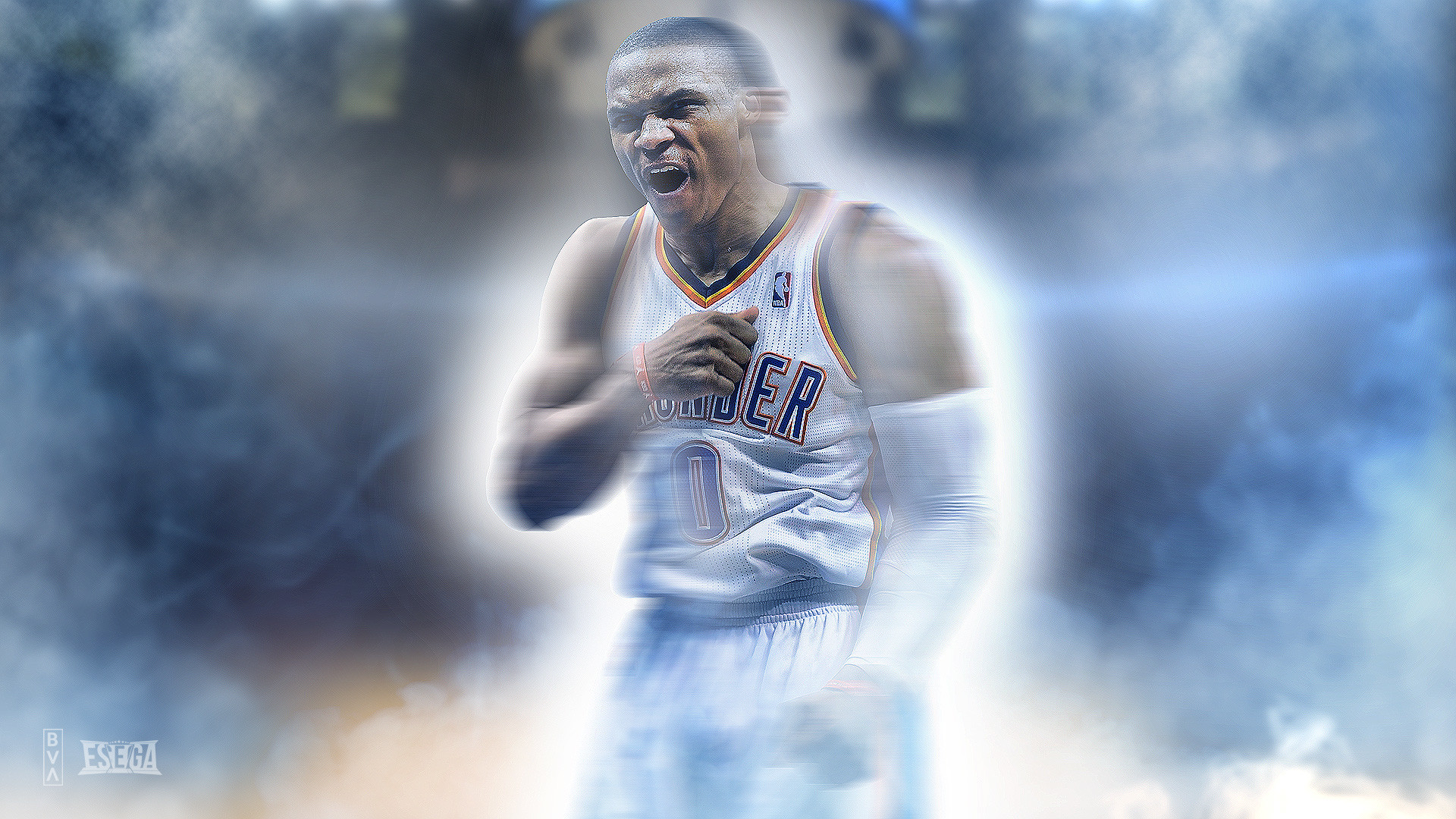 1920x1080 Russell Westbrook × Basketball Wallpapers at × Russell