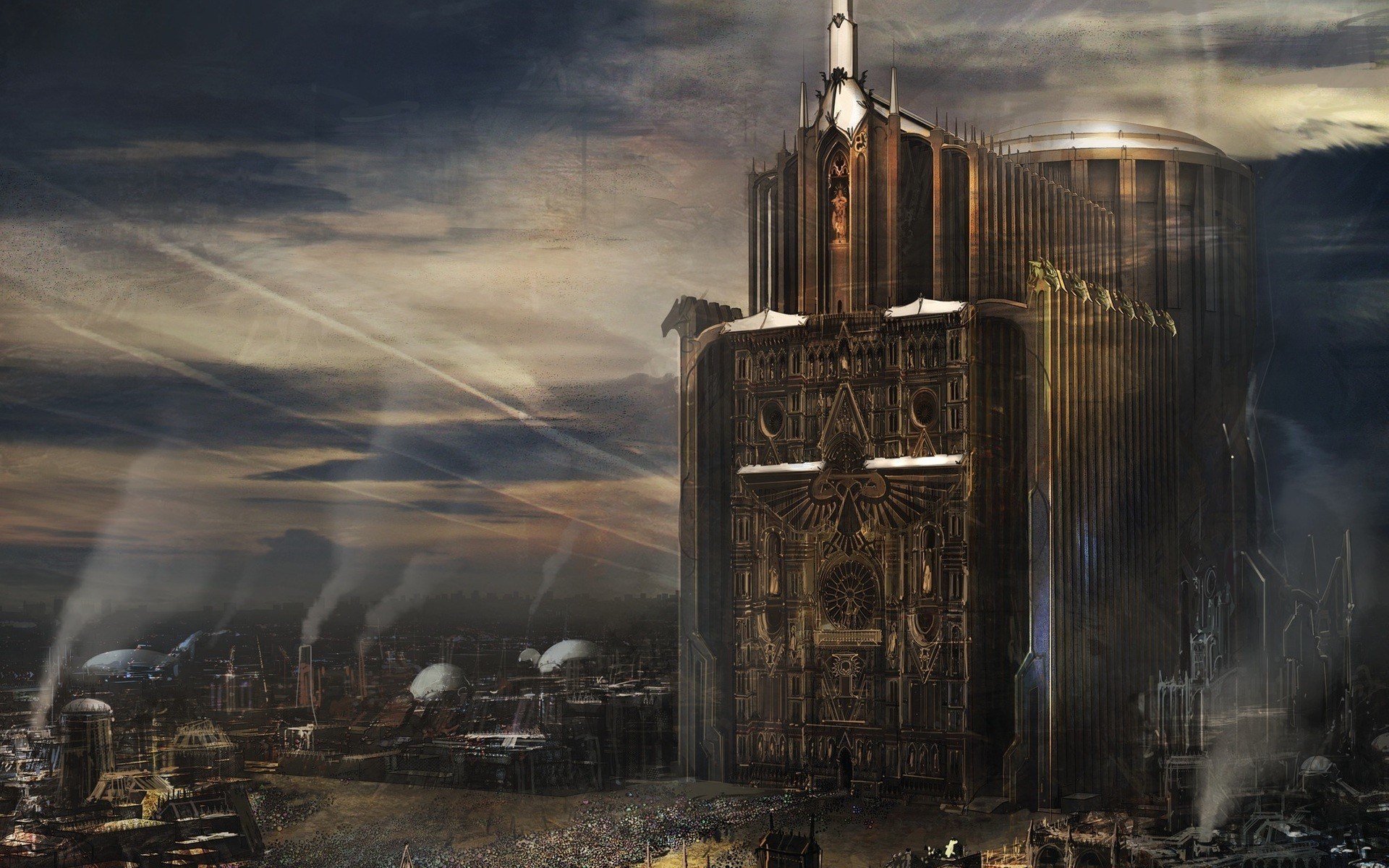 1920x1200 Image - Imperial Cathedral.jpg | Warhammer 40k | FANDOM powered by Wikia