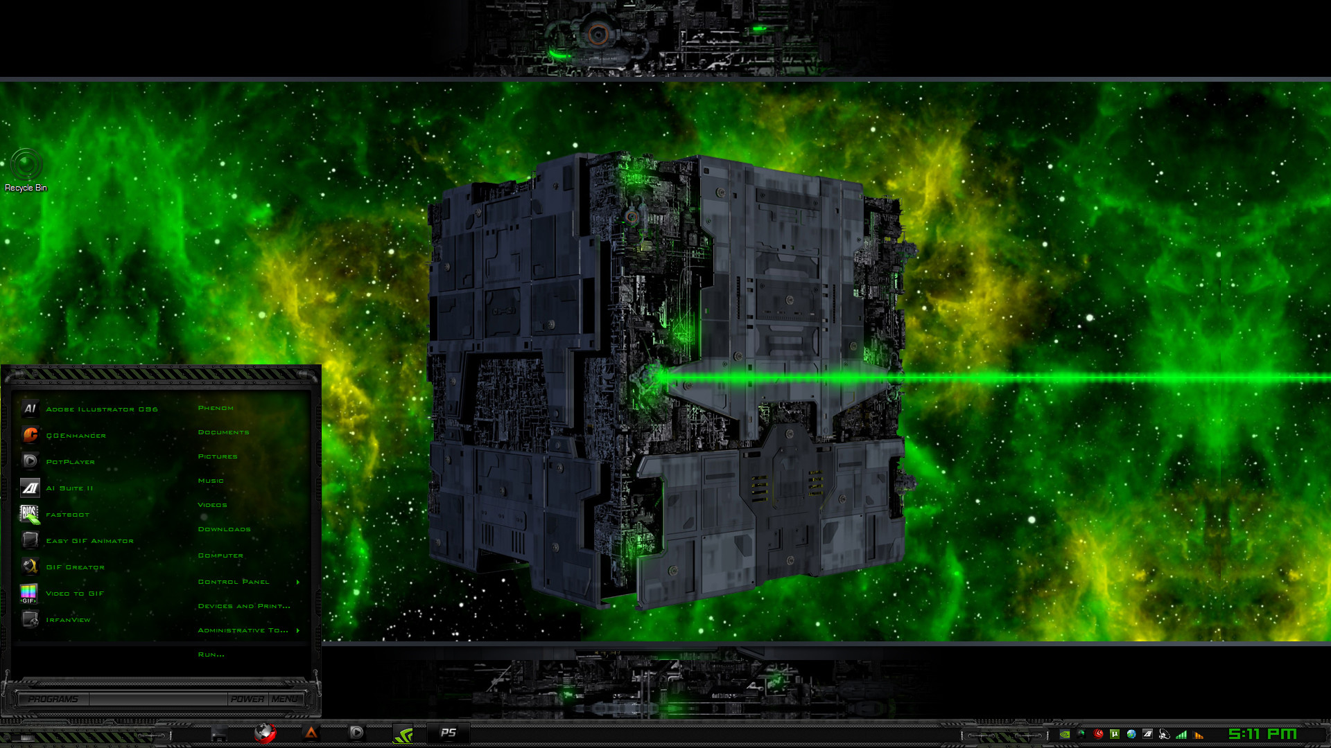 1920x1080 To all VC members you will now be assimilated into the Borg Collective. As  promised to round out the Star Trek themes here comes the Borg Resistance  is ...