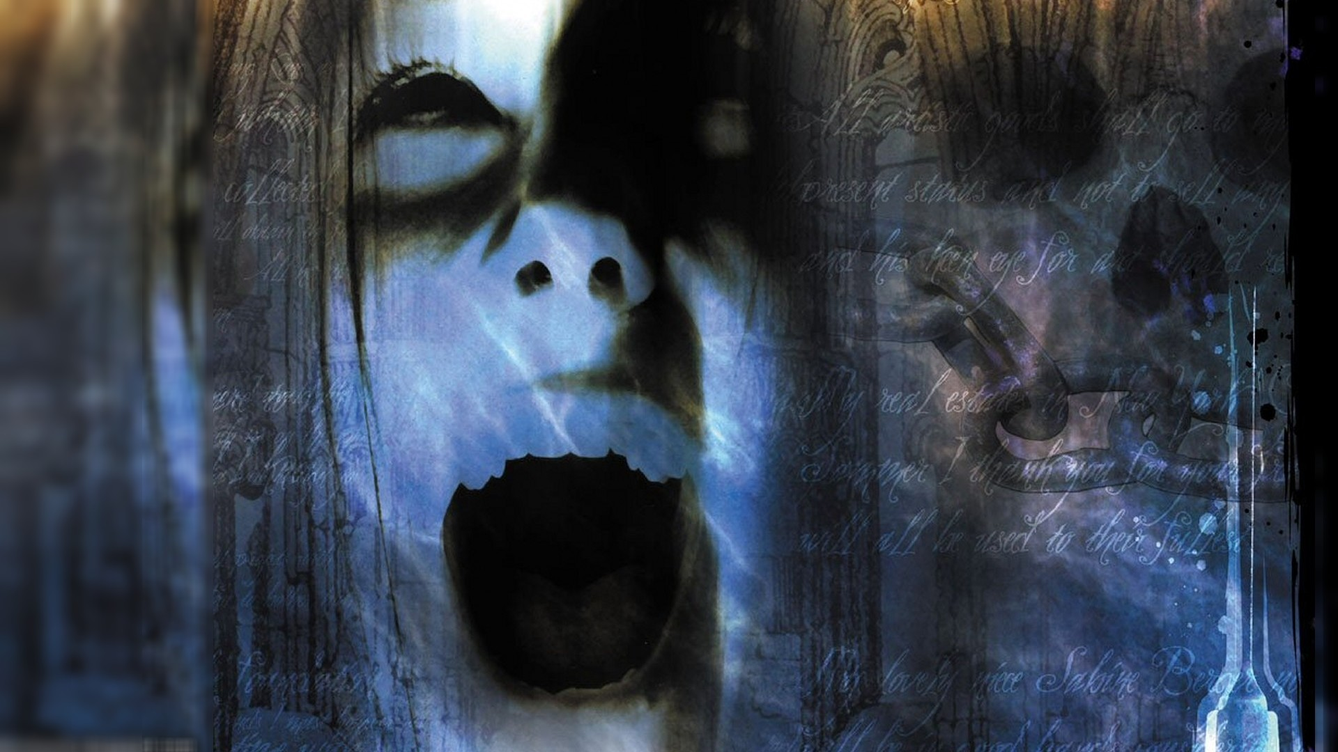 1920x1080 Scary Halloween Wallpapers of 2013