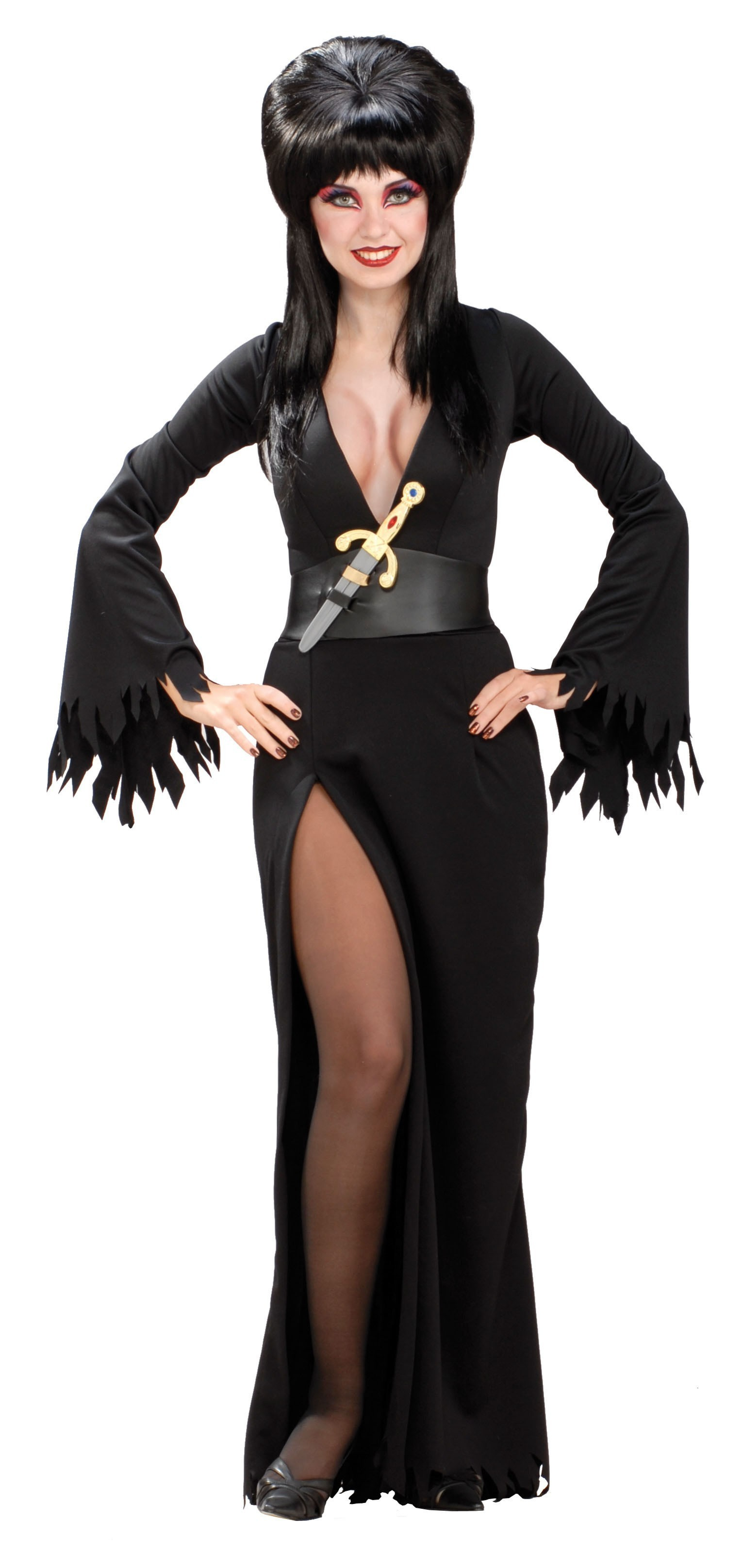 1529x3233 Secret Wishes Women's Elvira Mistress Of The Dark Adult Costume – See more  ...