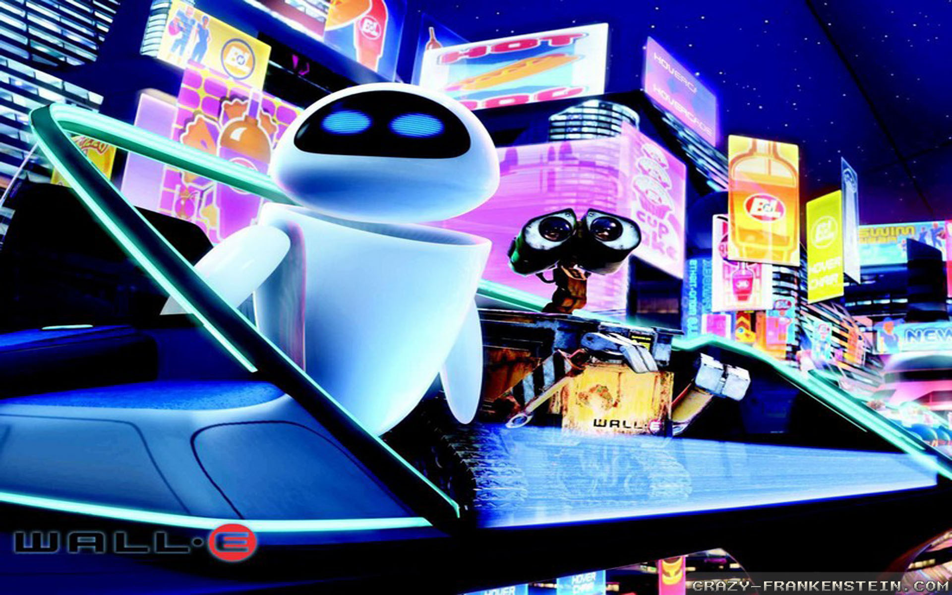 Wall-E Wallpapers (69+ Images