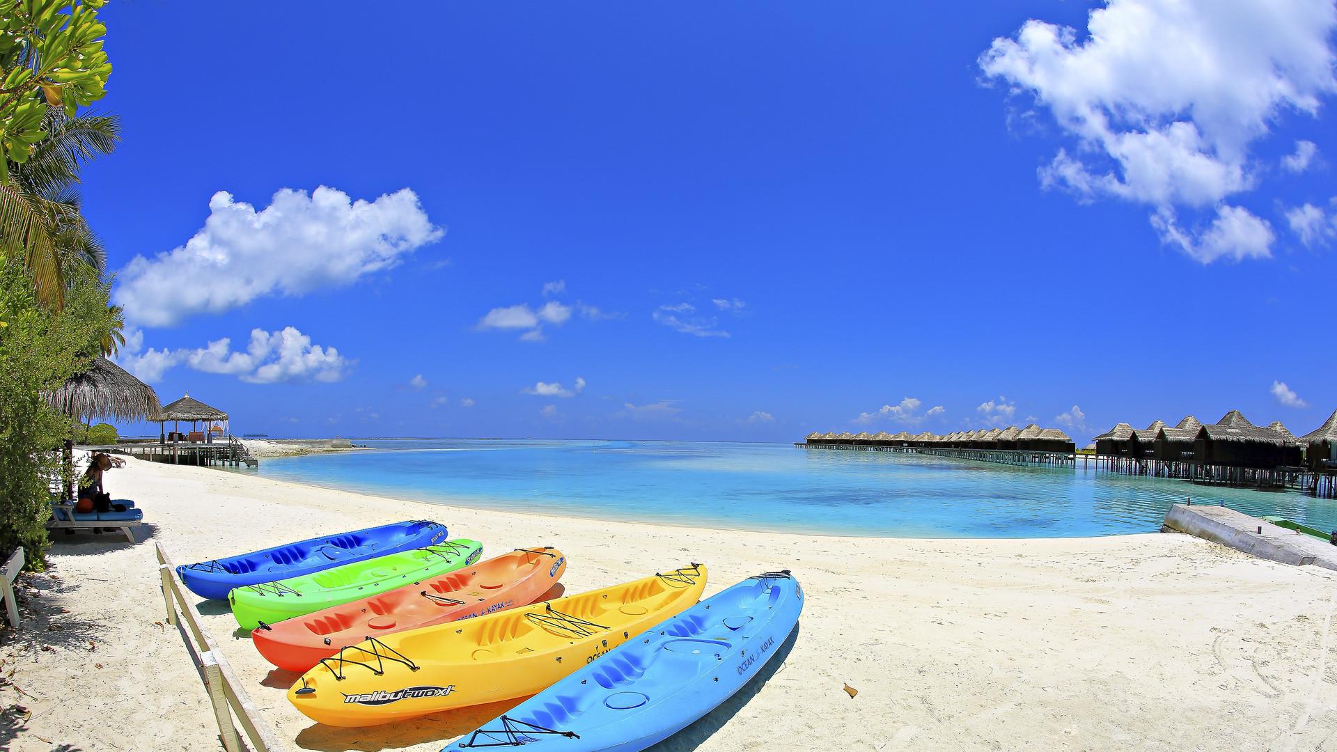 10 Top Sunny Beach Wallpaper Hd Full Hd 1920 1080 For Pc: HD Wallpaper Beach (69+ Images