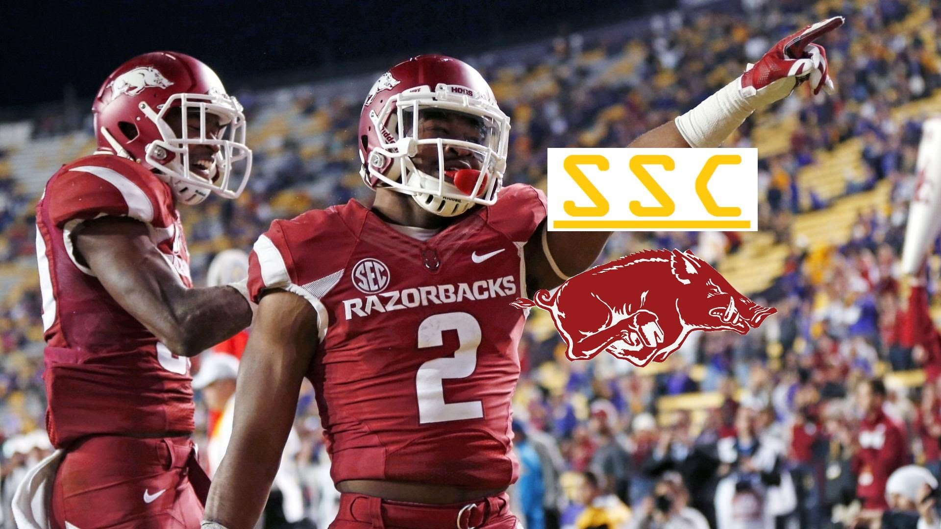 1920x1080 Arkansas Razorbacks 2016 Team Preview